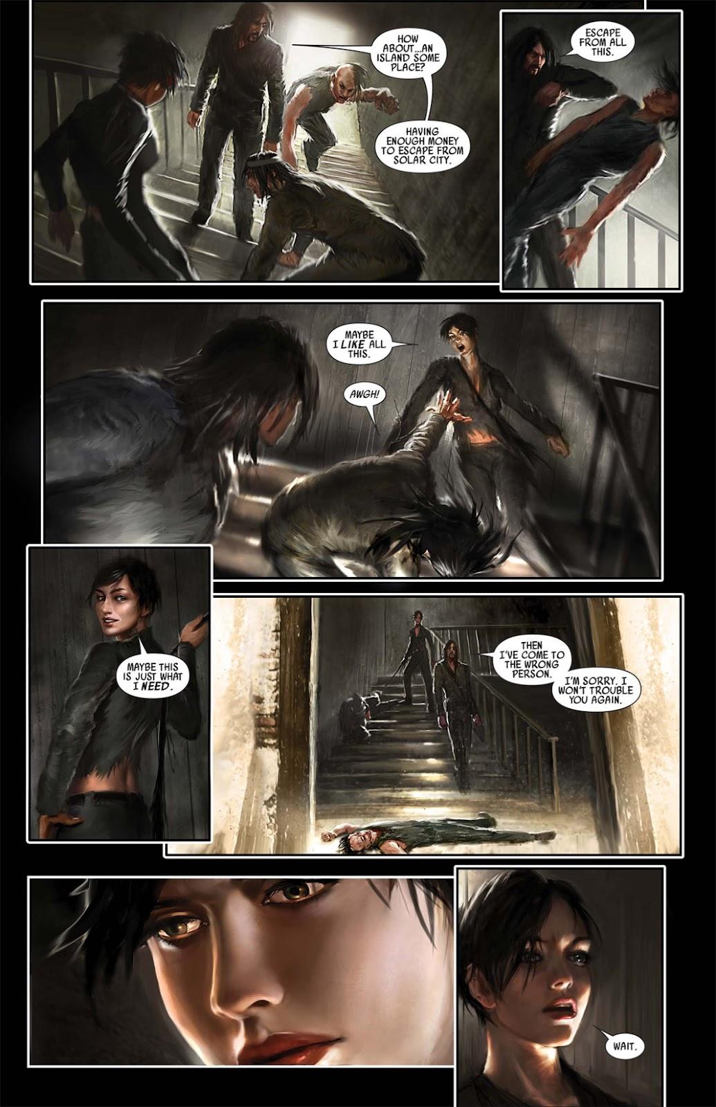 Read online After Dark comic -  Issue #1 - 21