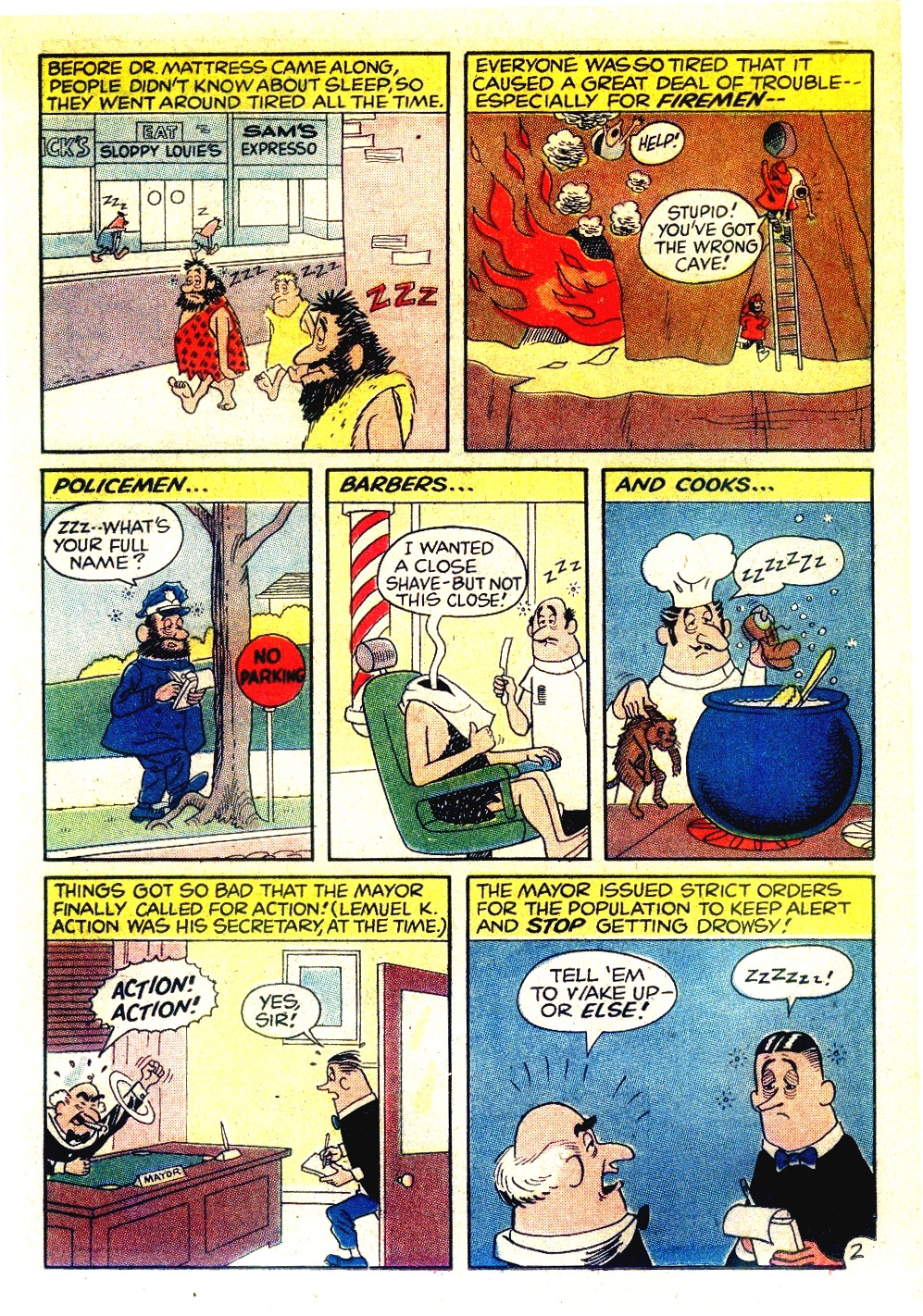 Archie's Madhouse issue 12 - Page 30