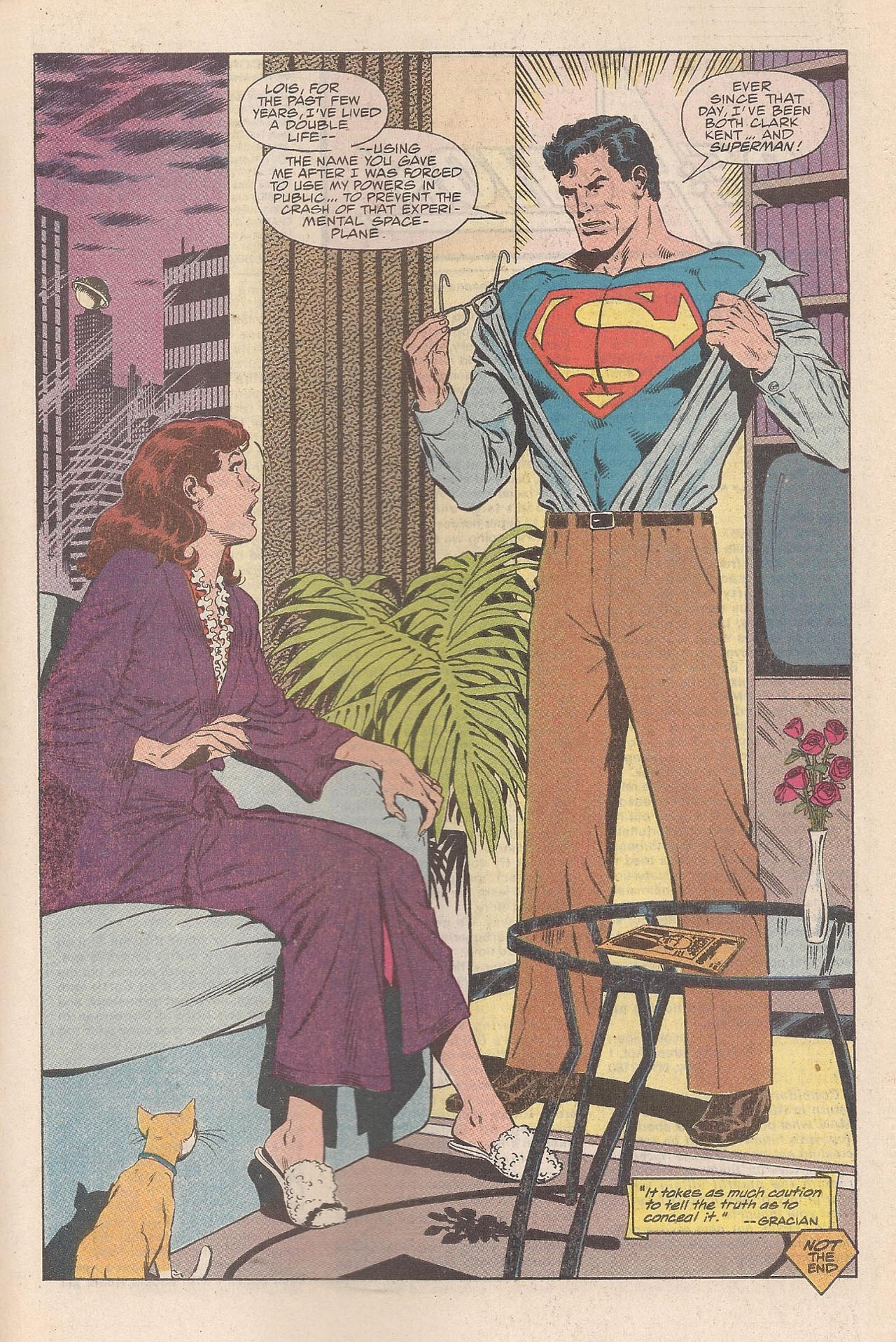 Read online Action Comics (1938) comic -  Issue #662 - 31