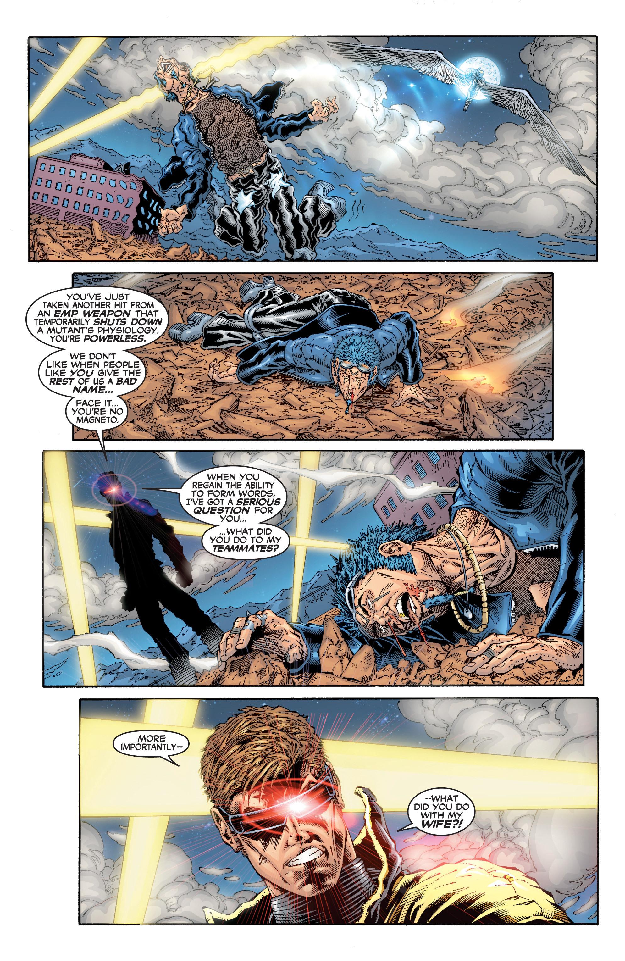 Read online Uncanny X-Men (1963) comic -  Issue #394 - 20