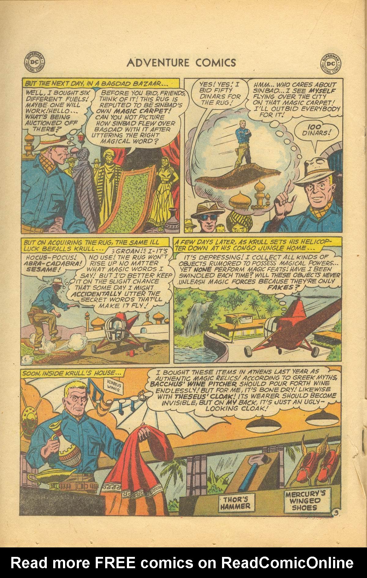 Read online Adventure Comics (1938) comic -  Issue #281 - 20