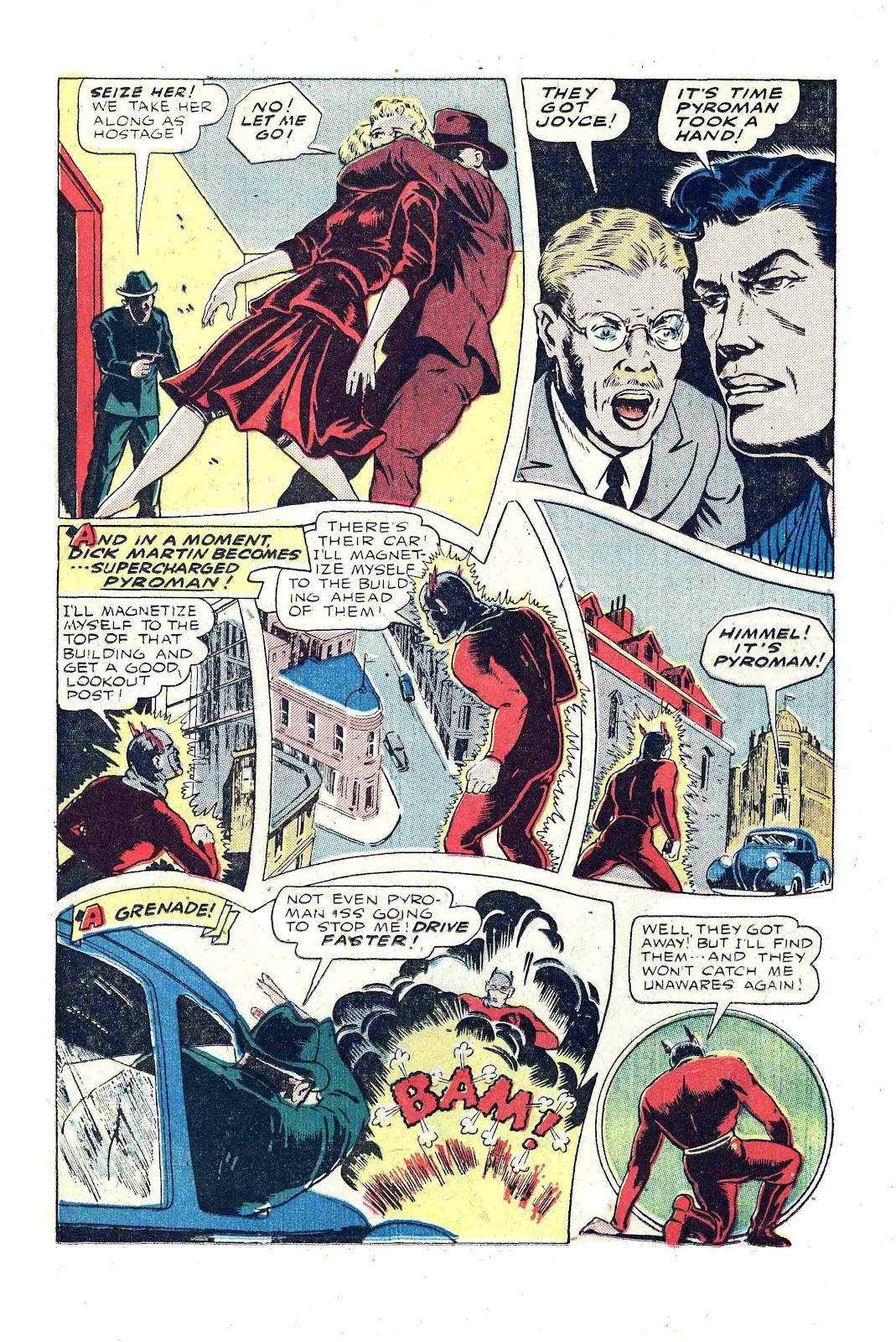 Read online America's Best Comics comic -  Issue #13 - 29