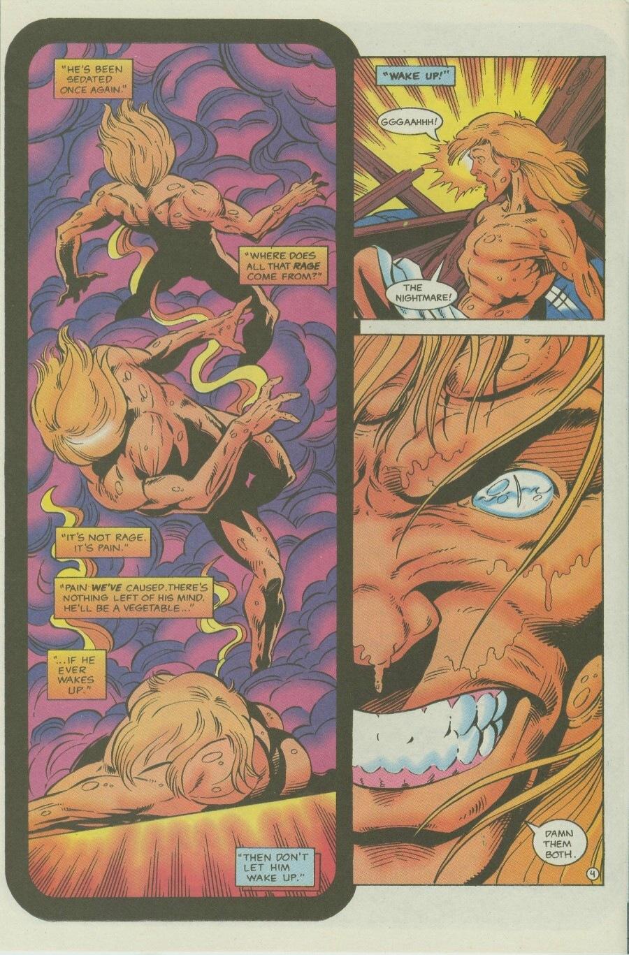 Read online Ex-Mutants comic -  Issue #6 - 6