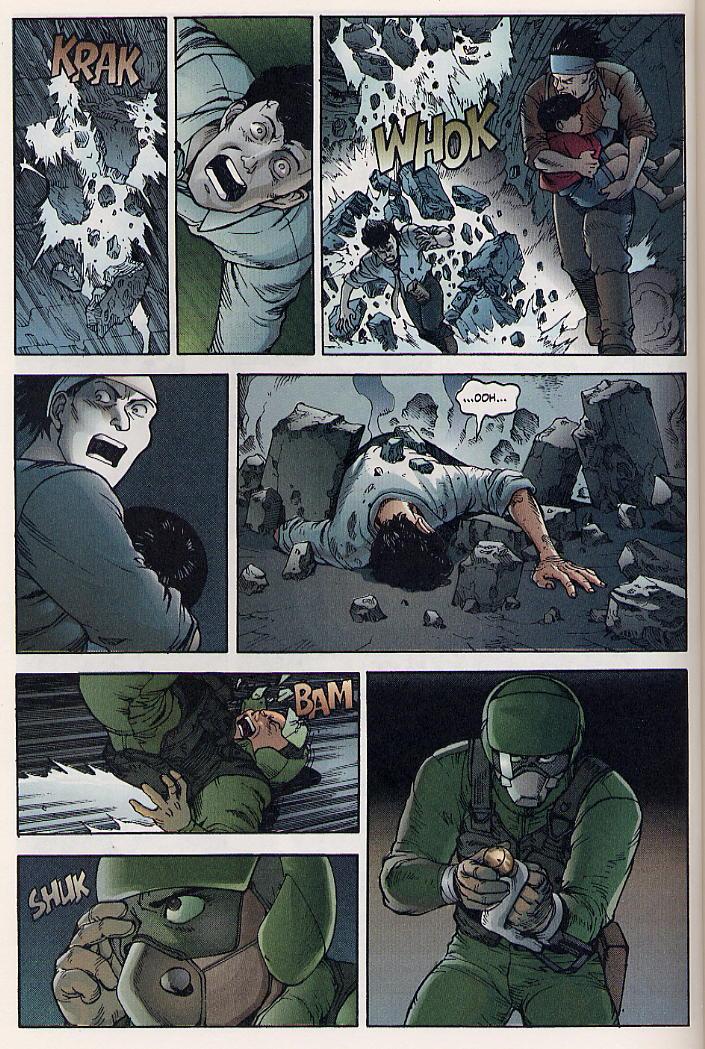 Read online Akira comic -  Issue #32 - 15