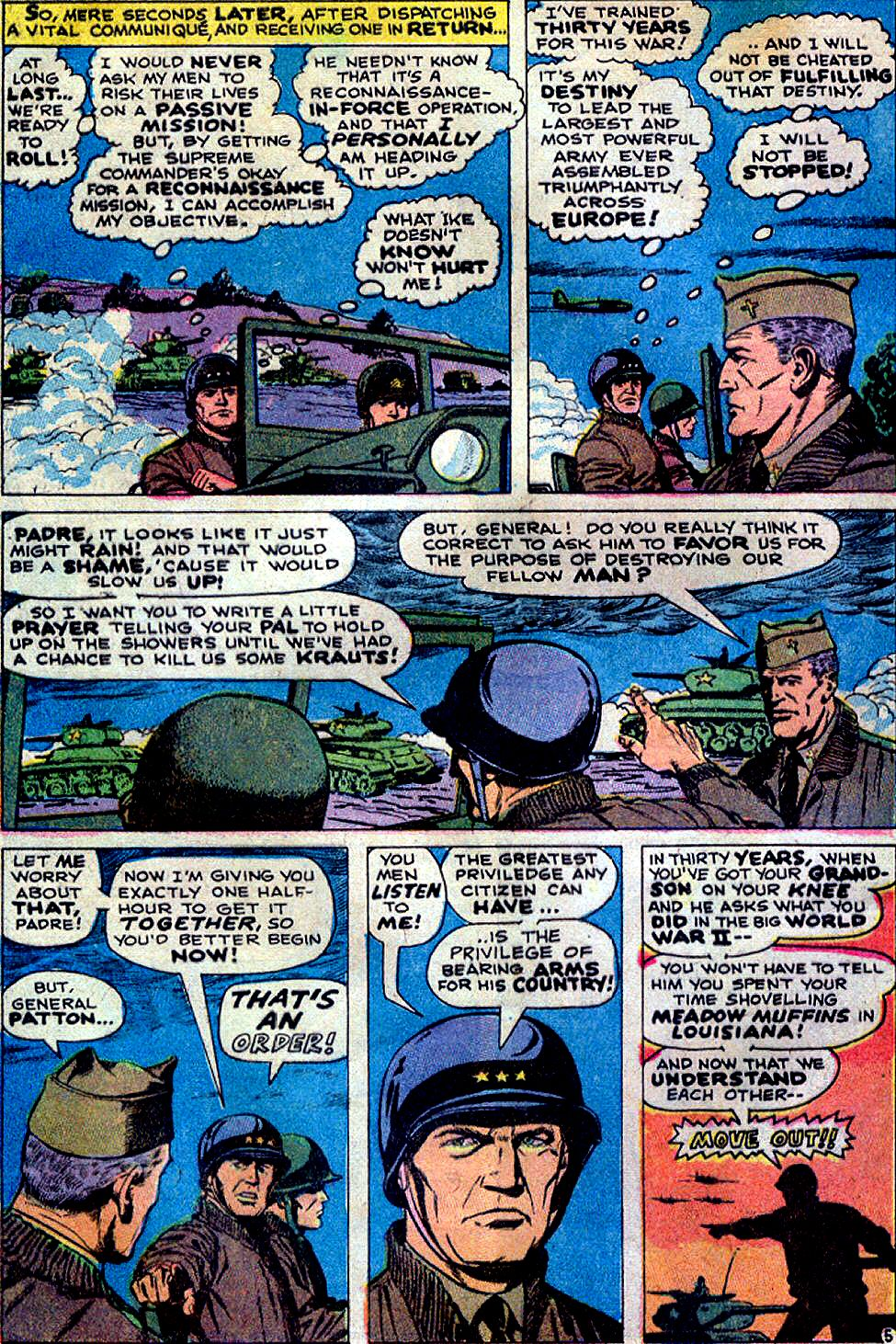 Read online Sgt. Fury comic -  Issue #88 - 8