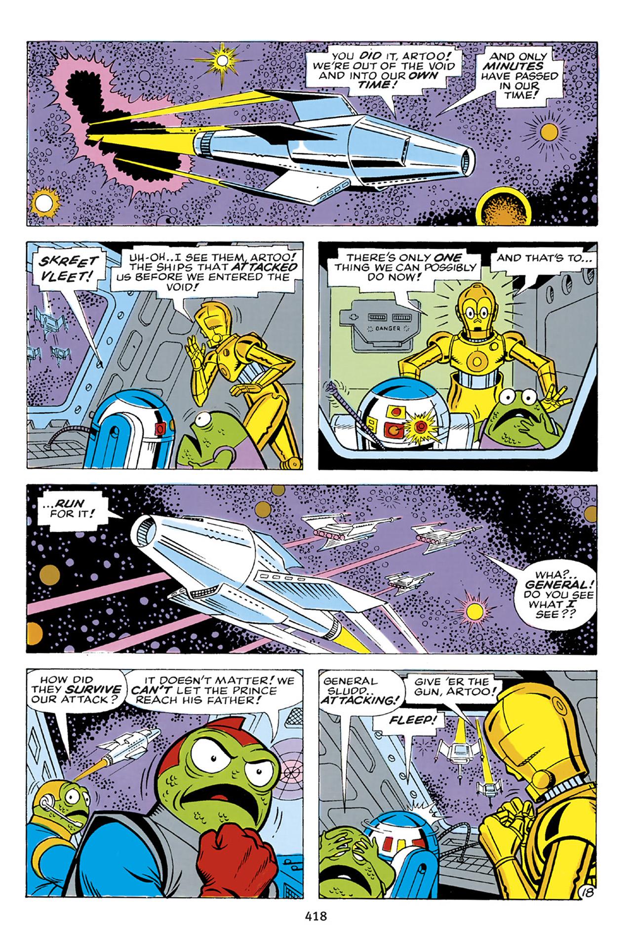 Read online Star Wars Omnibus comic -  Issue # Vol. 23.5 - 164