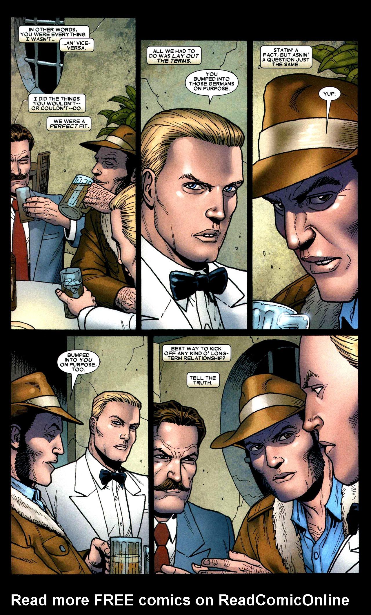 Read online Wolverine: Origins comic -  Issue #16 - 9