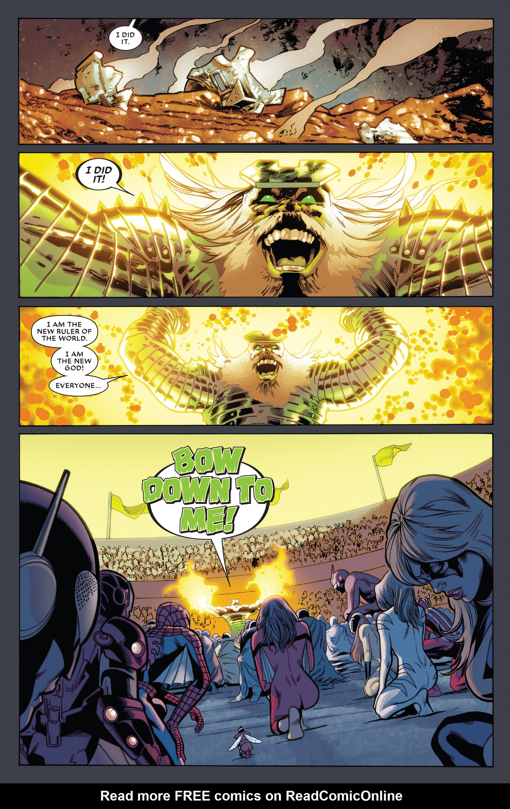 Read online Future Imperfect comic -  Issue #5 - 21