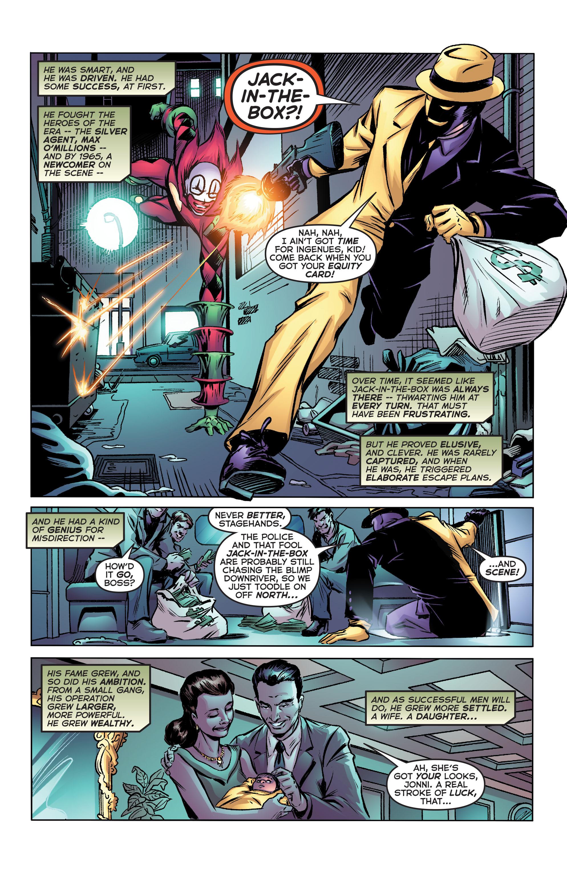 Read online Astro City comic -  Issue #36 - 6