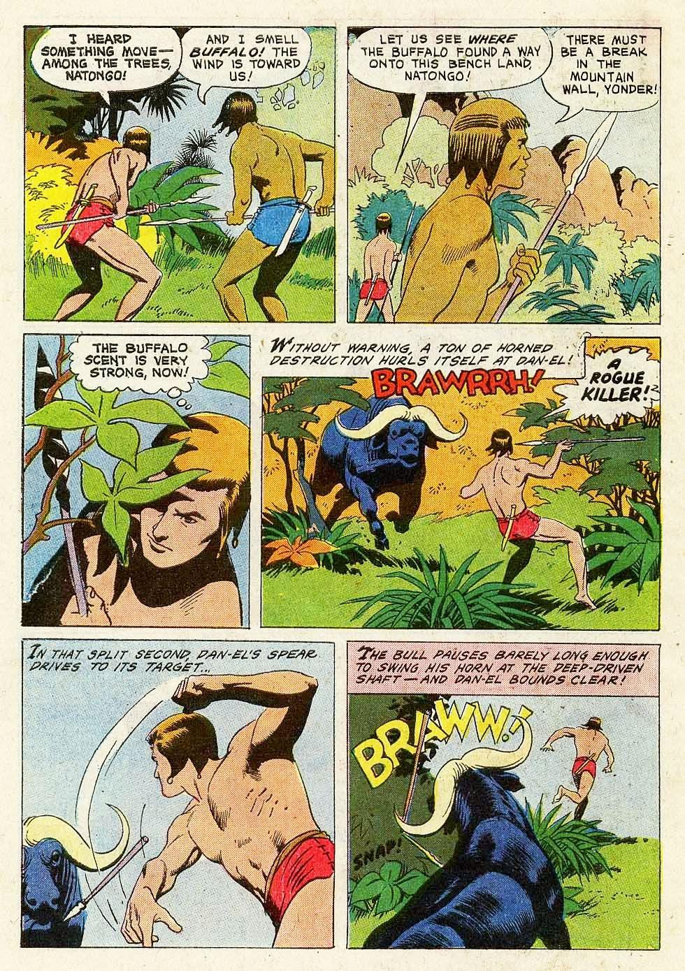 Tarzan (1948) issue 122 - Page 30
