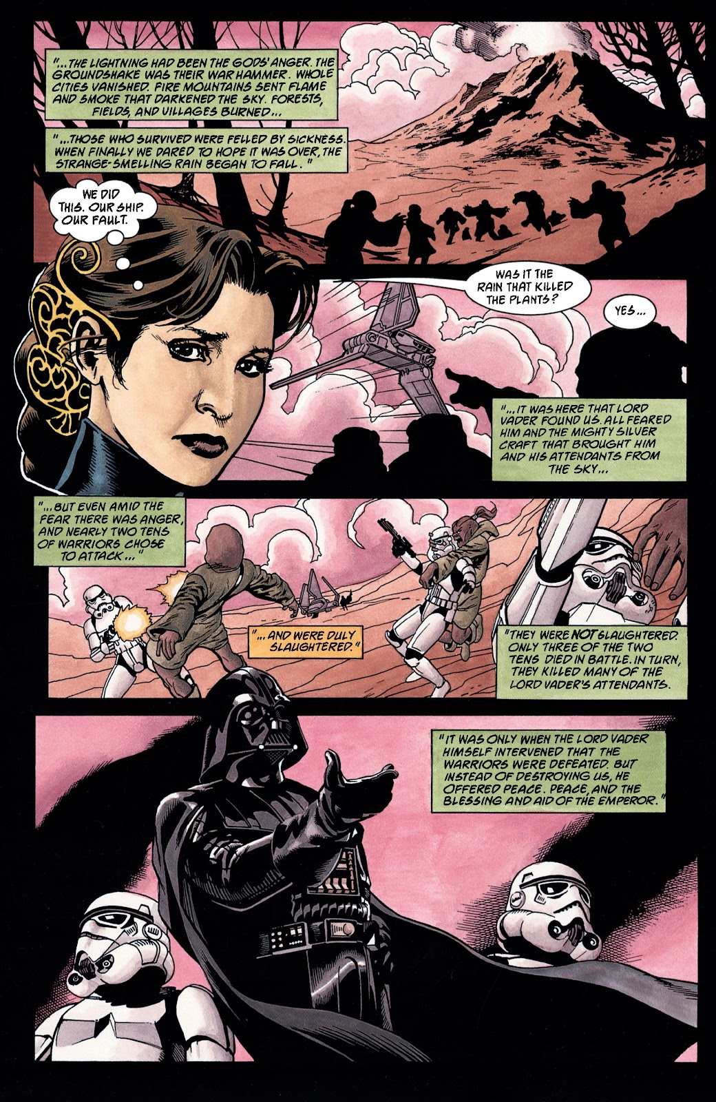 Read online Star Wars Legends: The New Republic - Epic Collection comic -  Issue # TPB 4 (Part 3) - 7