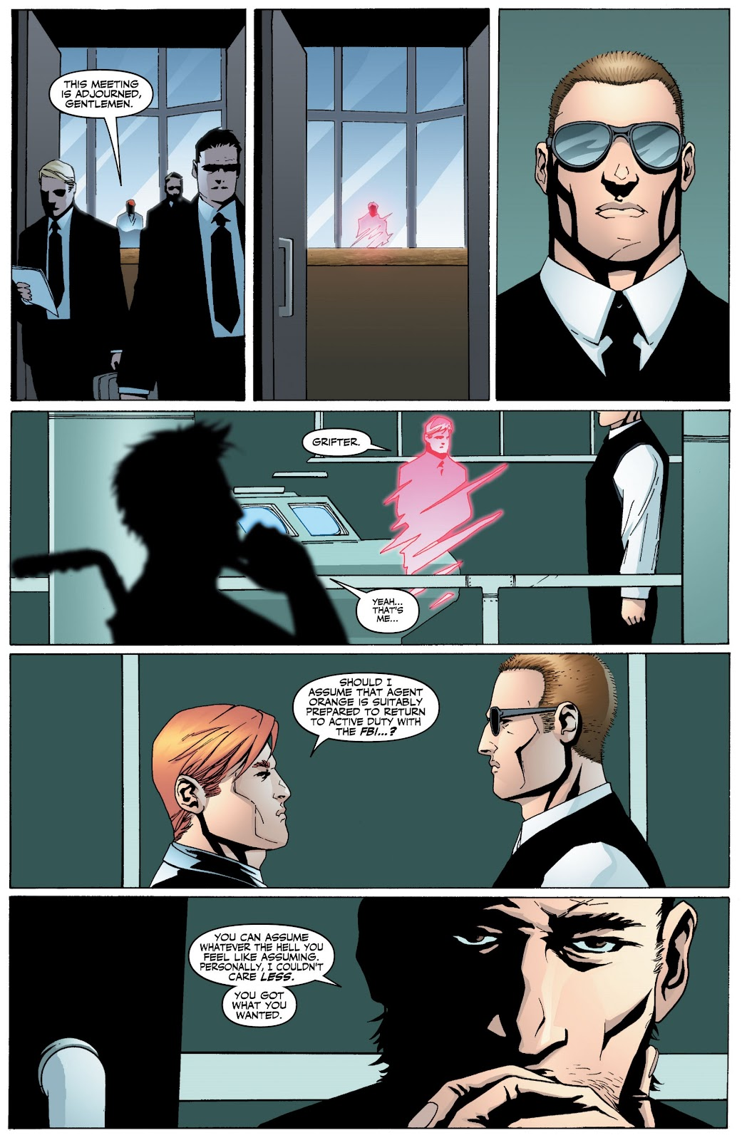 Wildcats Version 3.0 Issue #11 #11 - English 7