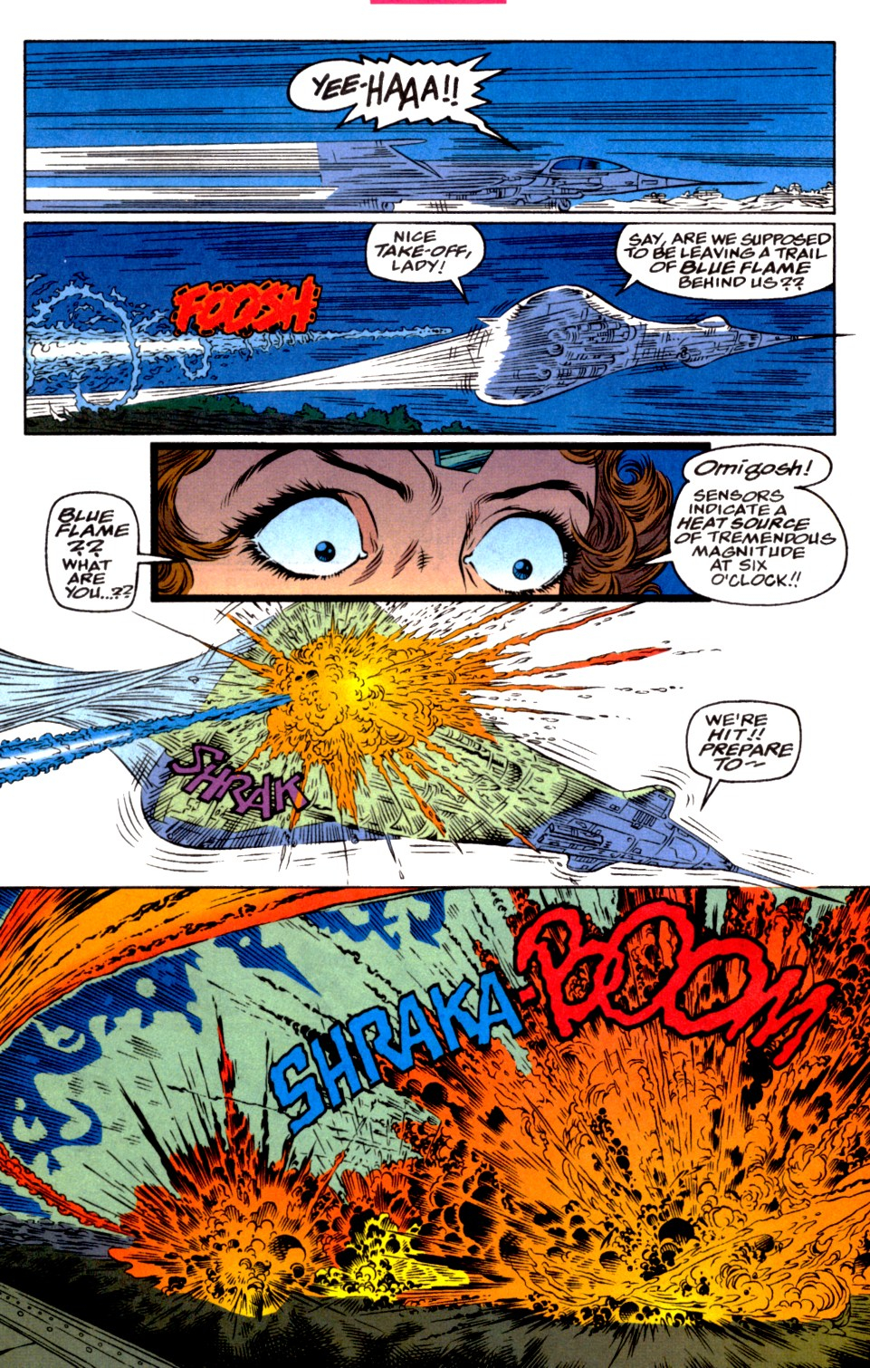 Read online Blackwulf comic -  Issue #2 - 23