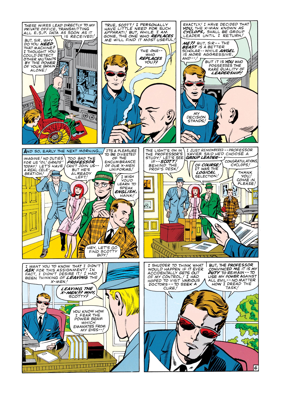 Uncanny X-Men (1963) 7 Page 6