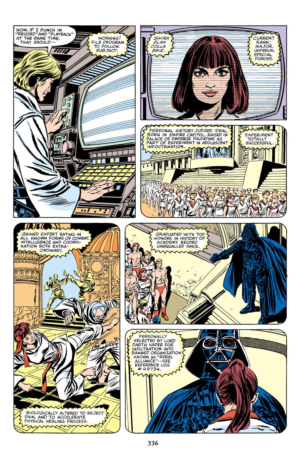 Read online Star Wars Omnibus comic -  Issue # Vol. 16 - 330