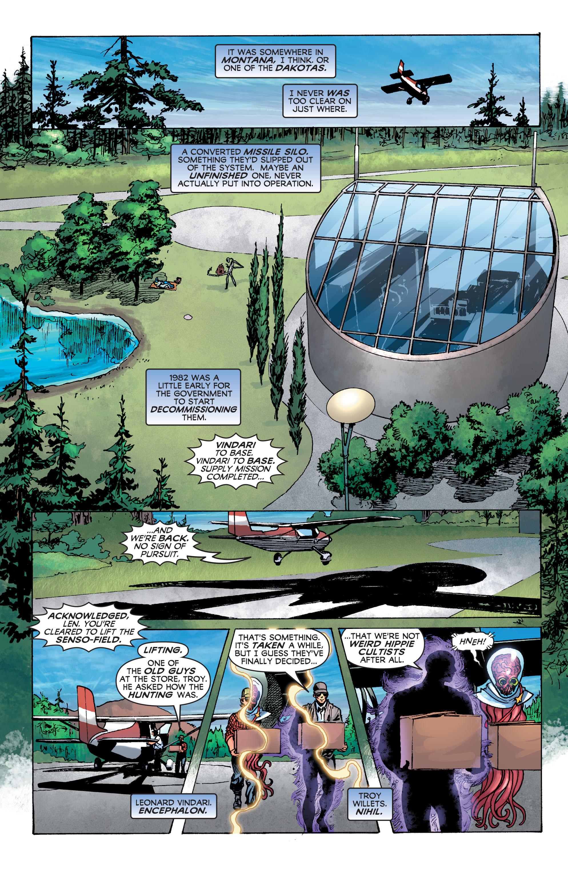 Read online Astro City: Dark Age/Book Three comic -  Issue #3 - 3