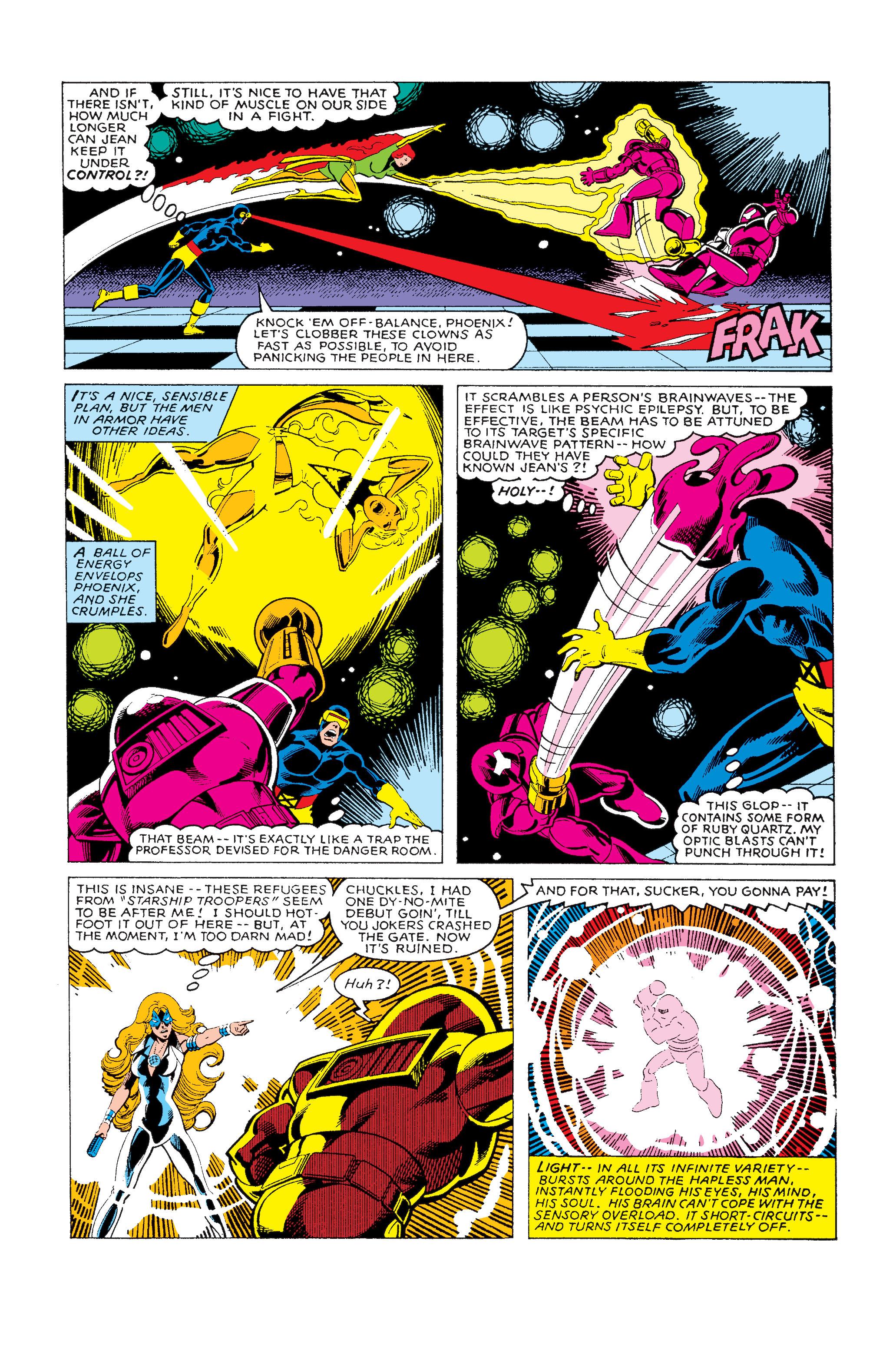 Read online Uncanny X-Men (1963) comic -  Issue #130 - 15