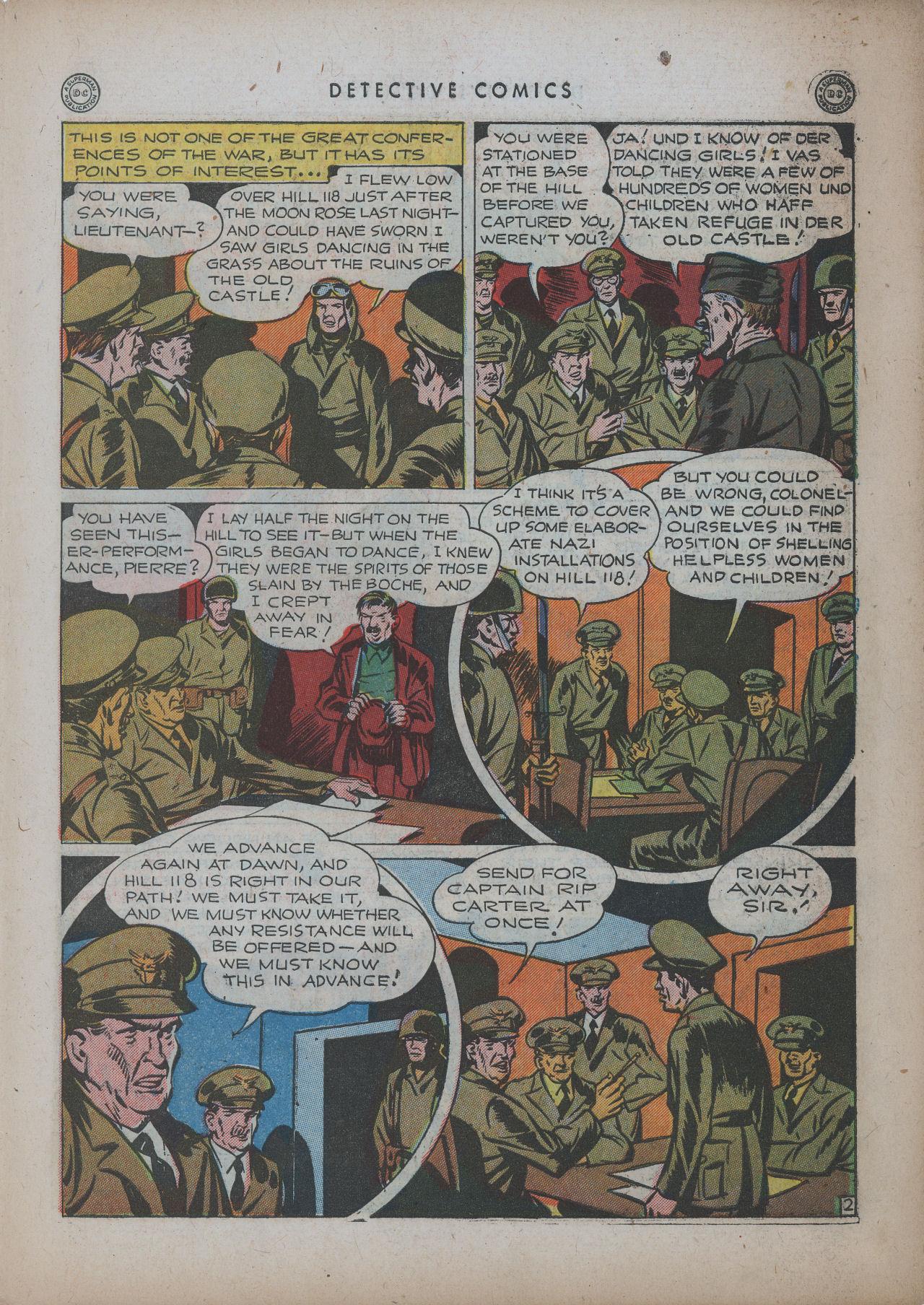 Read online Detective Comics (1937) comic -  Issue #94 - 39