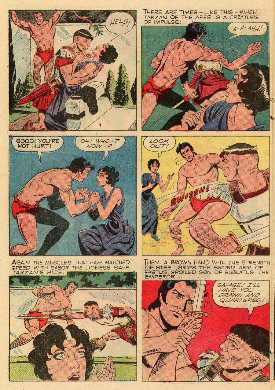 Tarzan (1962) issue 194 - Page 22