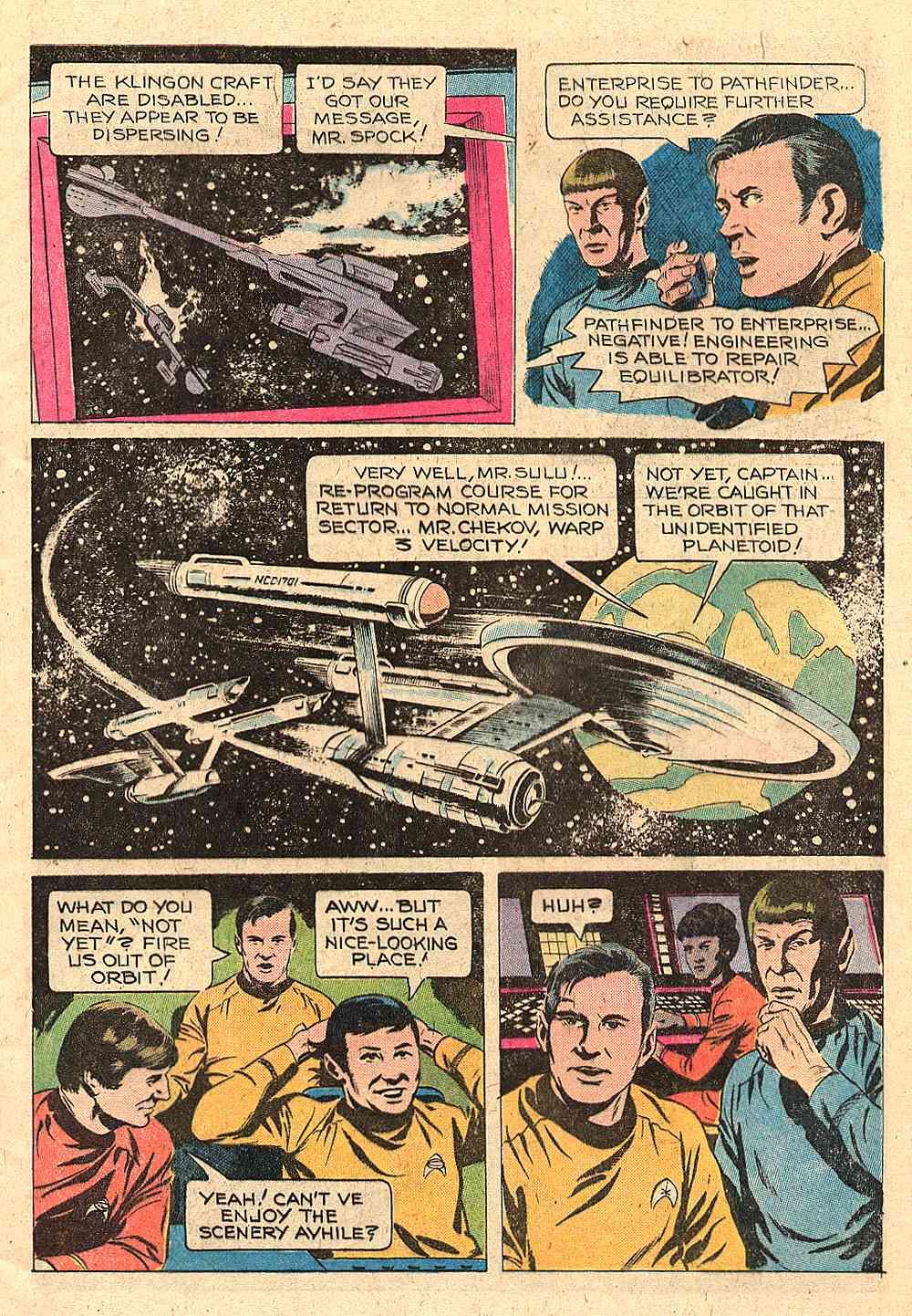 Star Trek (1967) issue 53 - Page 4