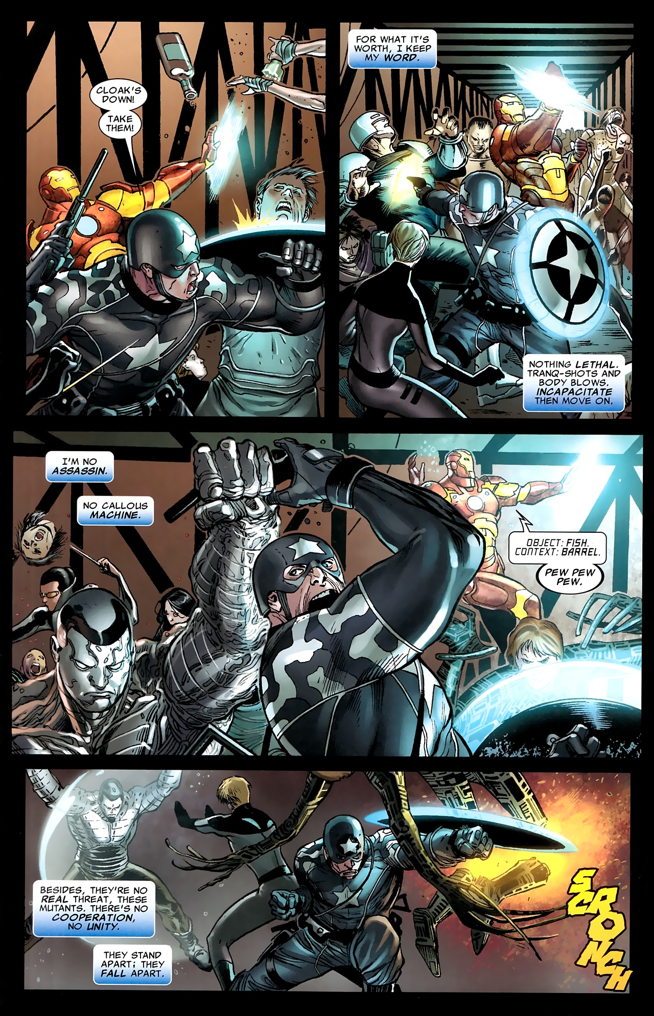 Read online Age of X: Universe comic -  Issue #2 - 7