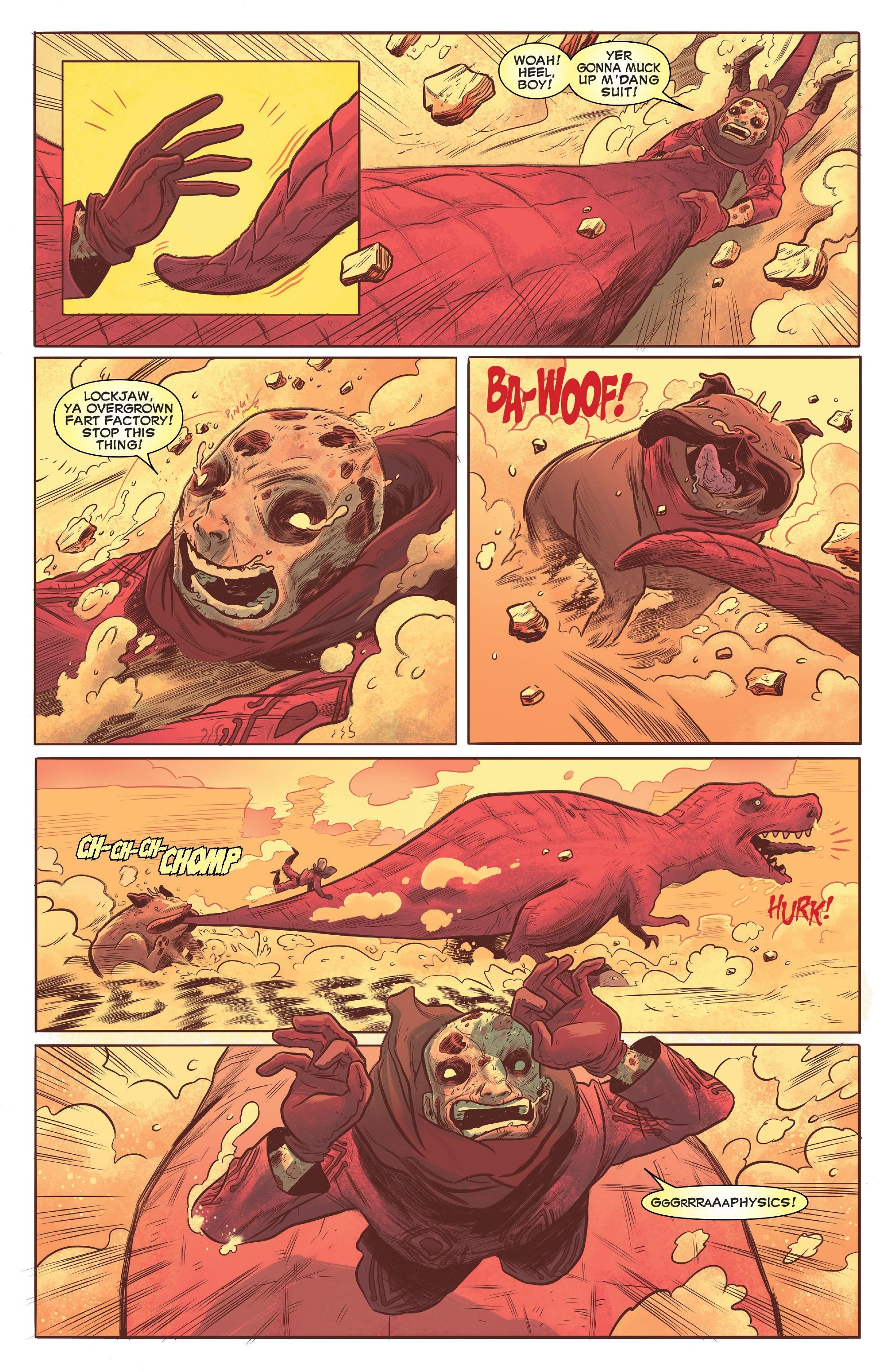 Read online Secret Wars: Battleworld comic -  Issue #3 - 16