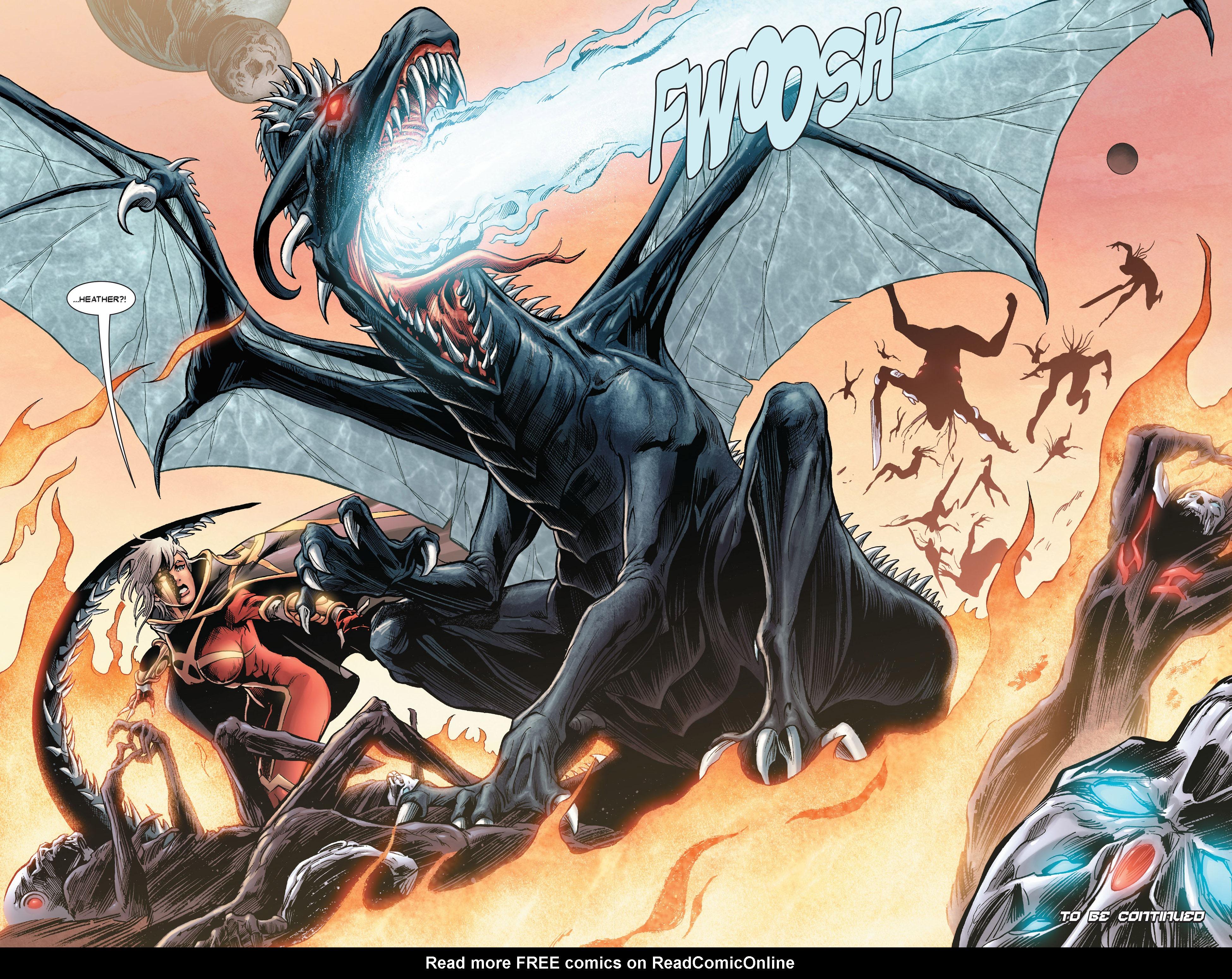 Read online Annihilation: Conquest - Quasar comic -  Issue #2 - 22