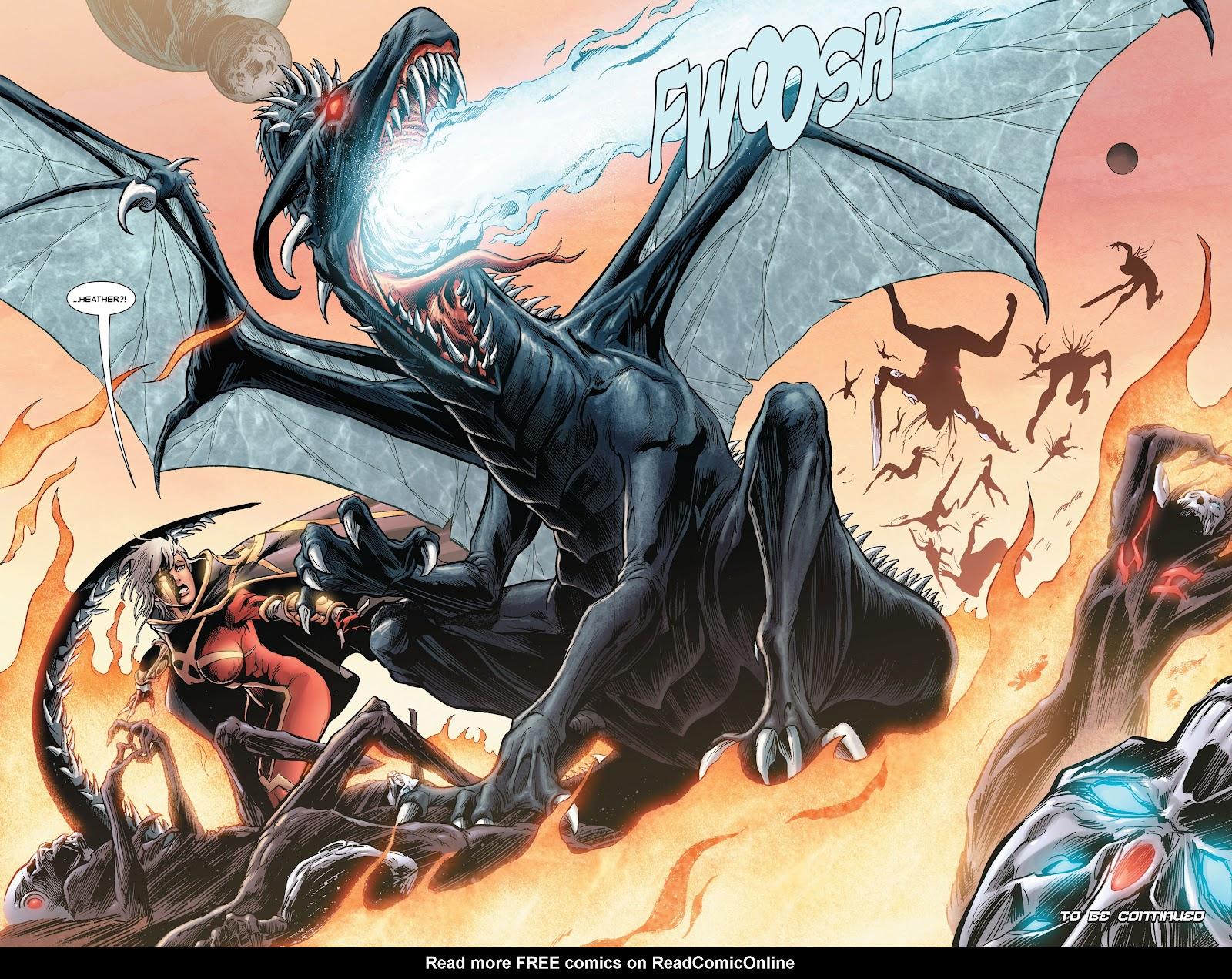 Annihilation: Conquest - Quasar issue 2 - Page 22