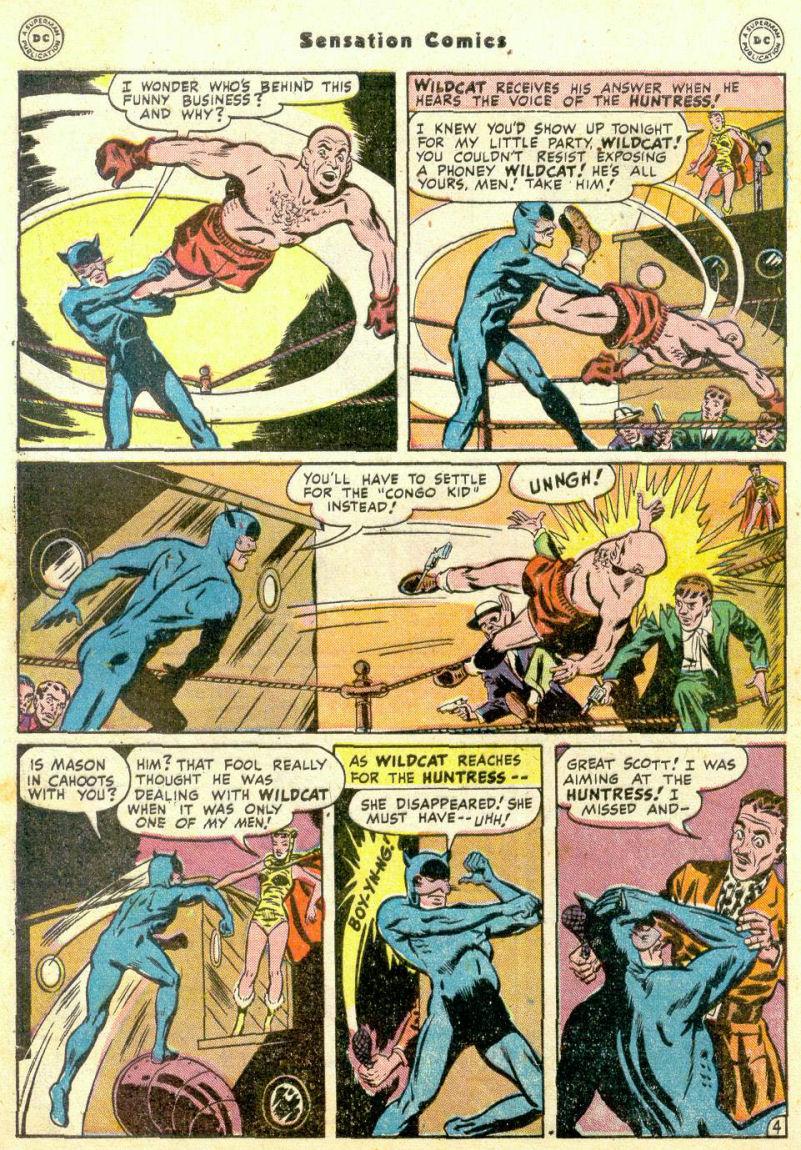 Read online Sensation (Mystery) Comics comic -  Issue #75 - 45