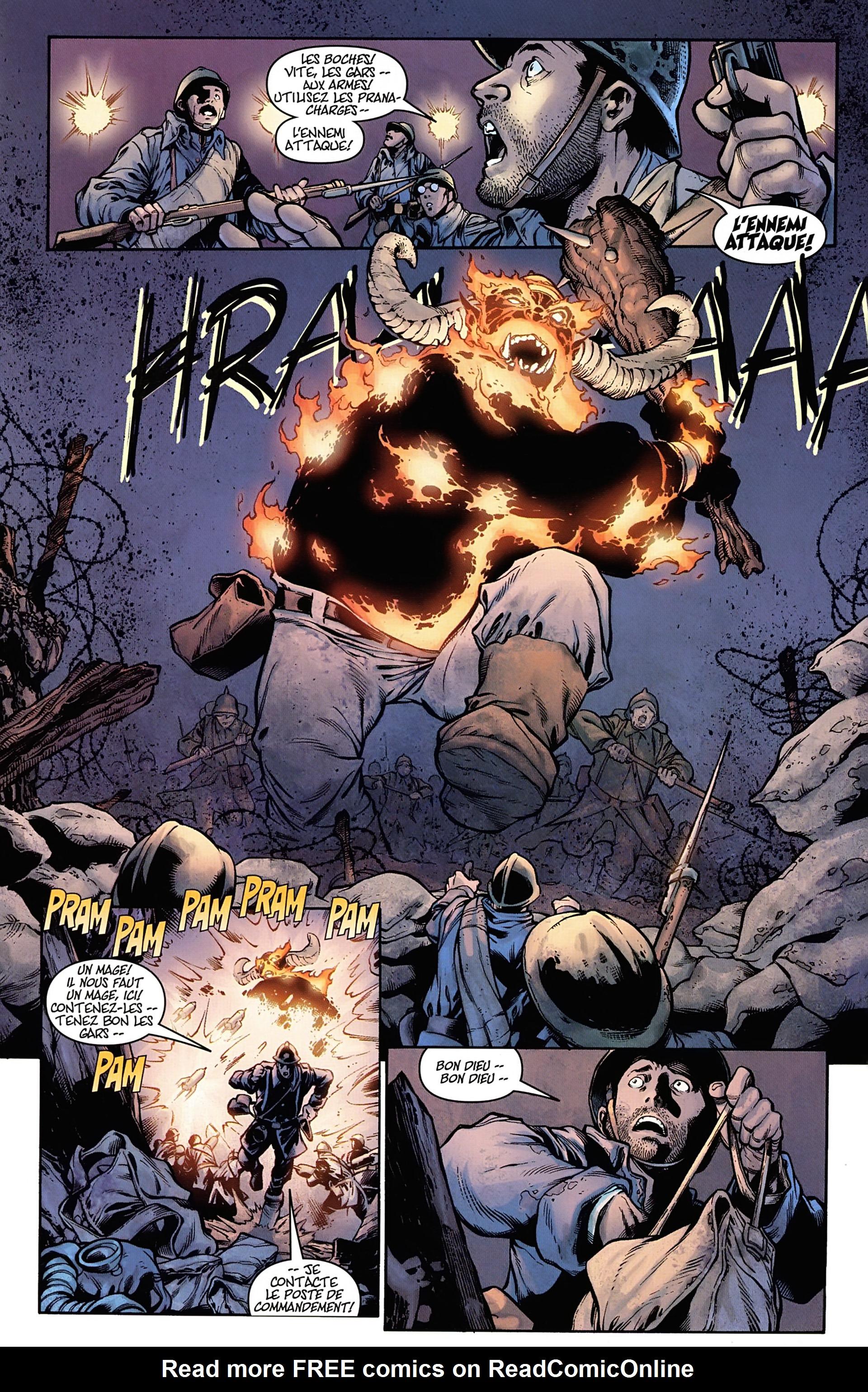 Read online Arrowsmith comic -  Issue #1 - 3