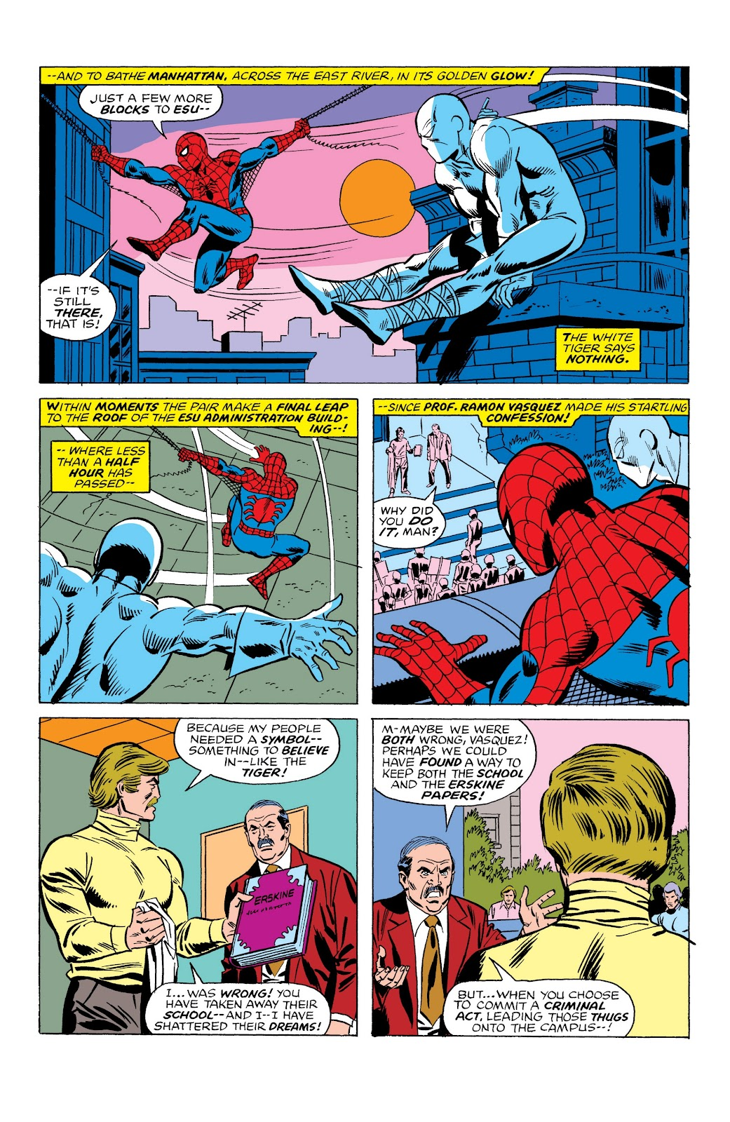 Read online Marvel Masterworks: The Spectacular Spider-Man comic -  Issue # TPB (Part 2) - 72