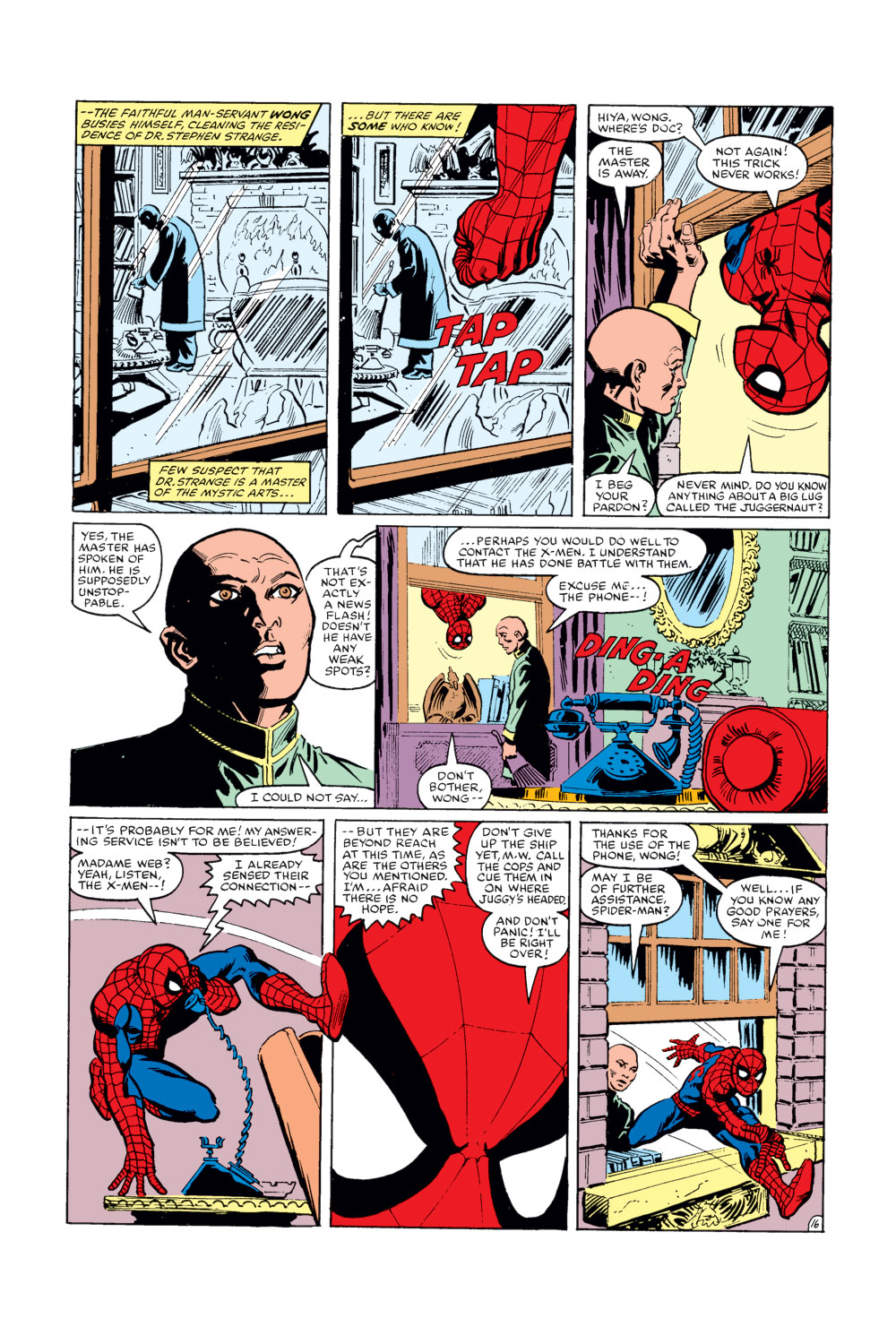 The Amazing Spider-Man (1963) 229 Page 16