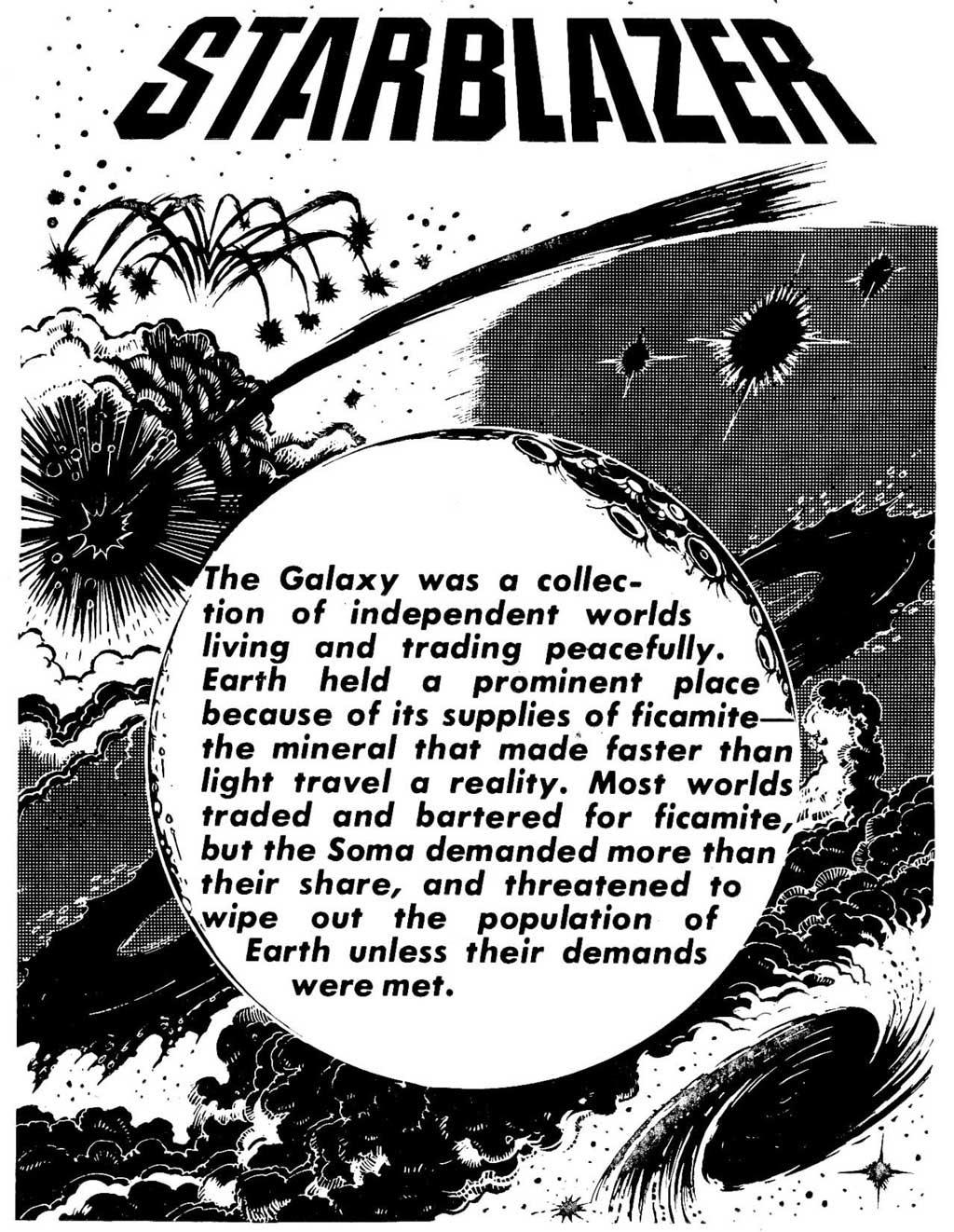 Starblazer issue 16 - Page 2