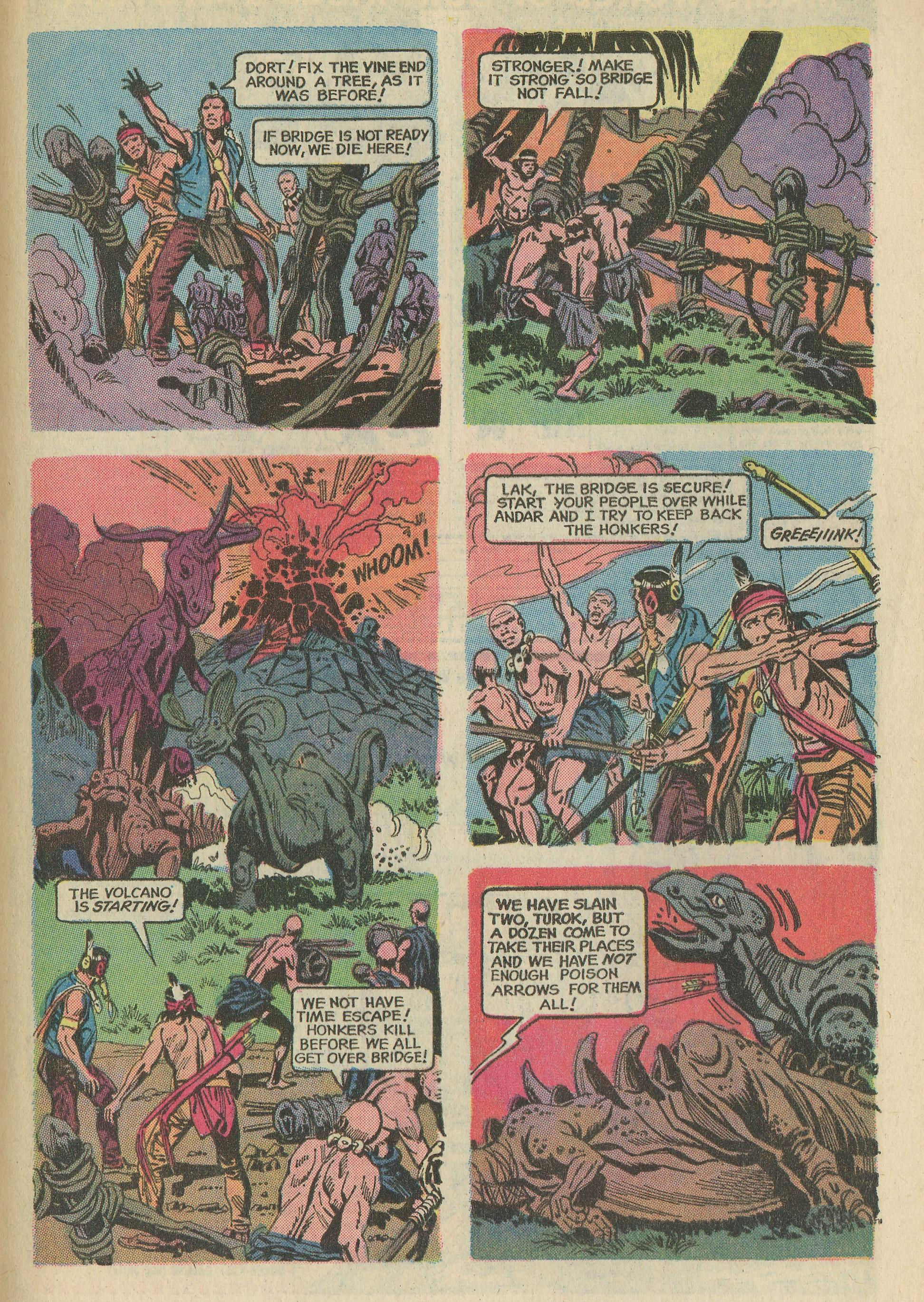 Read online Turok, Son of Stone comic -  Issue #78 - 29