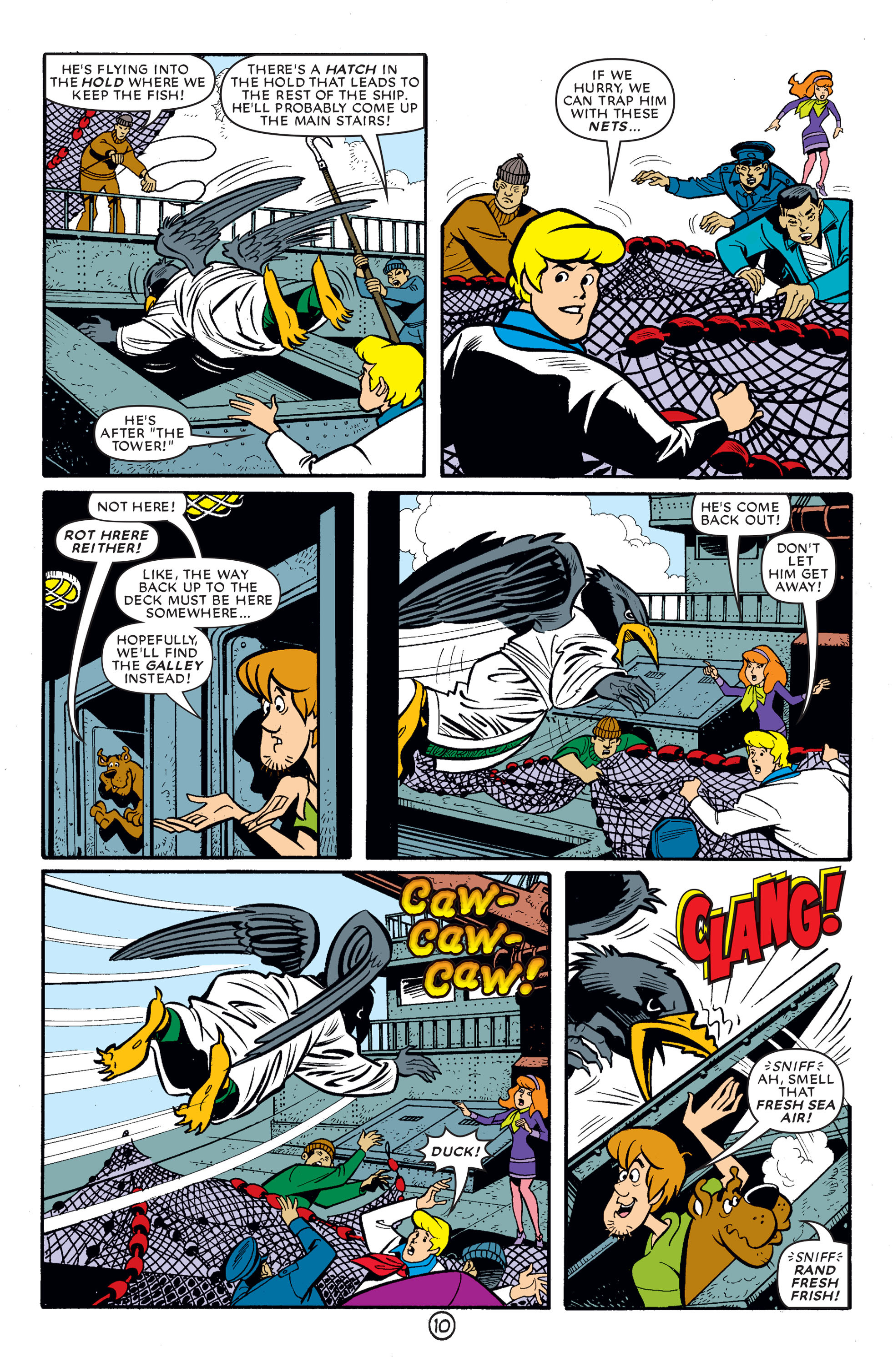 Read online Scooby-Doo (1997) comic -  Issue #64 - 21