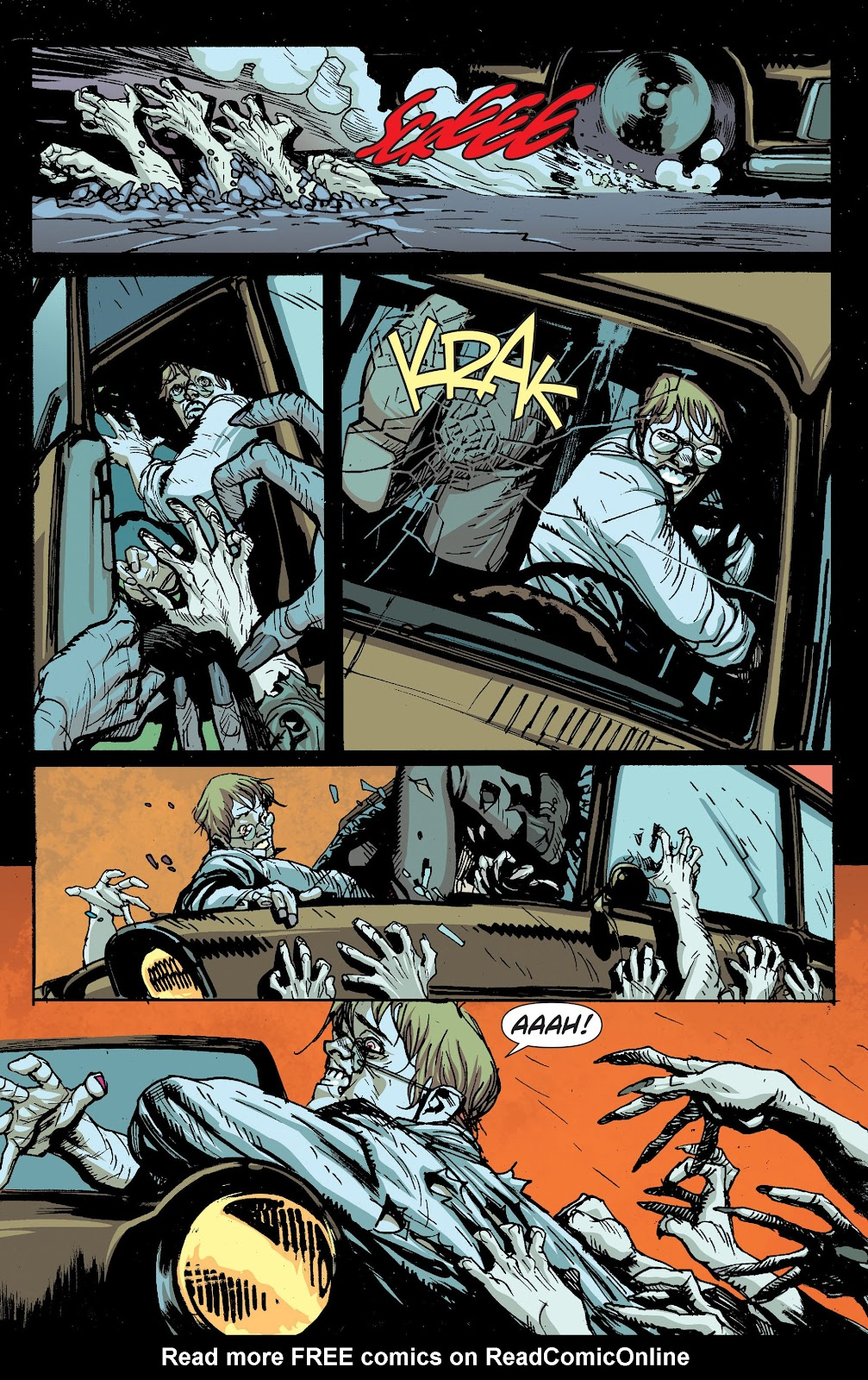 American Vampire issue 34 - Page 16