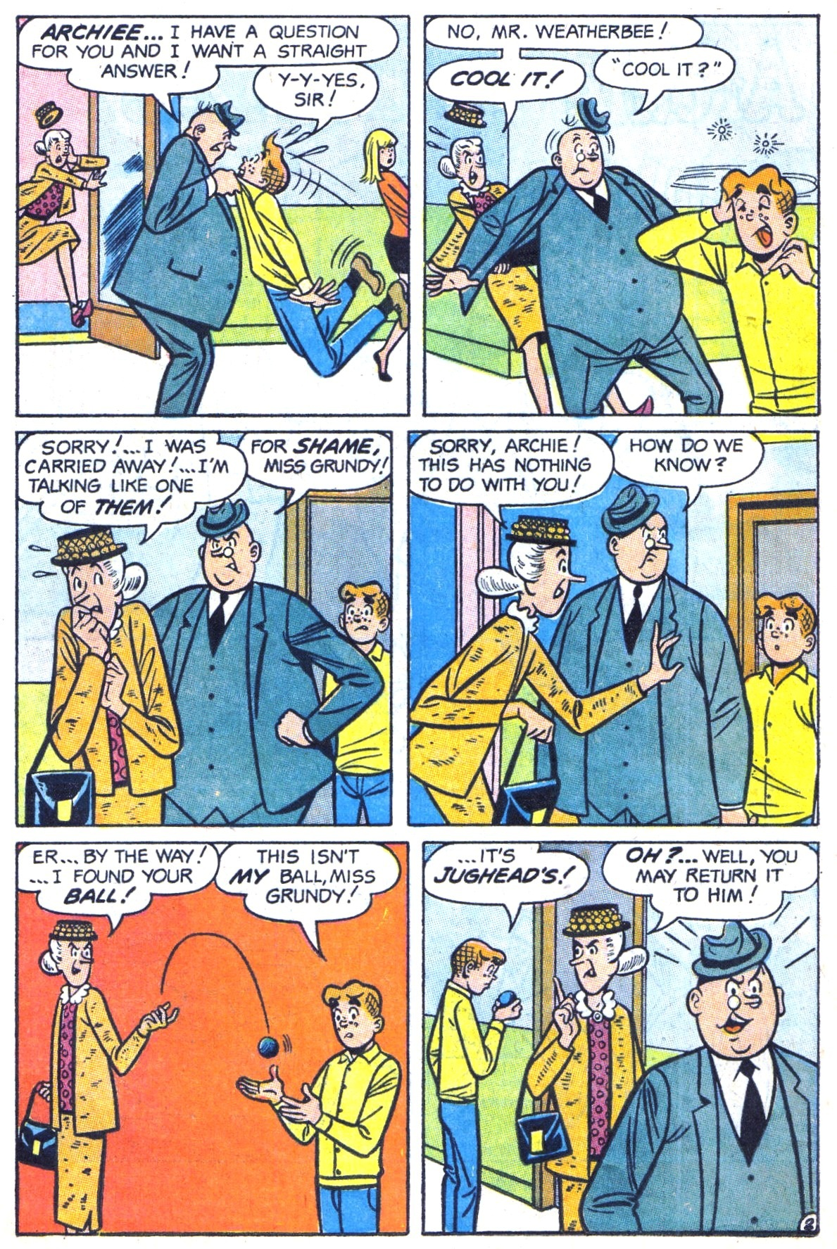 Read online Archie (1960) comic -  Issue #178 - 14