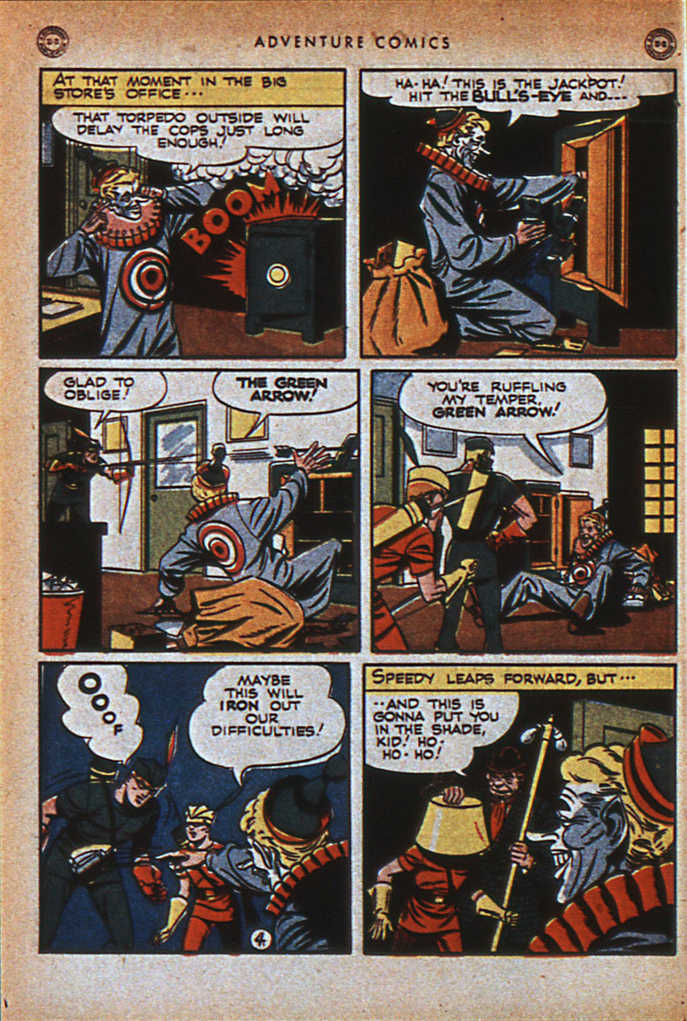 Read online Adventure Comics (1938) comic -  Issue #116 - 17