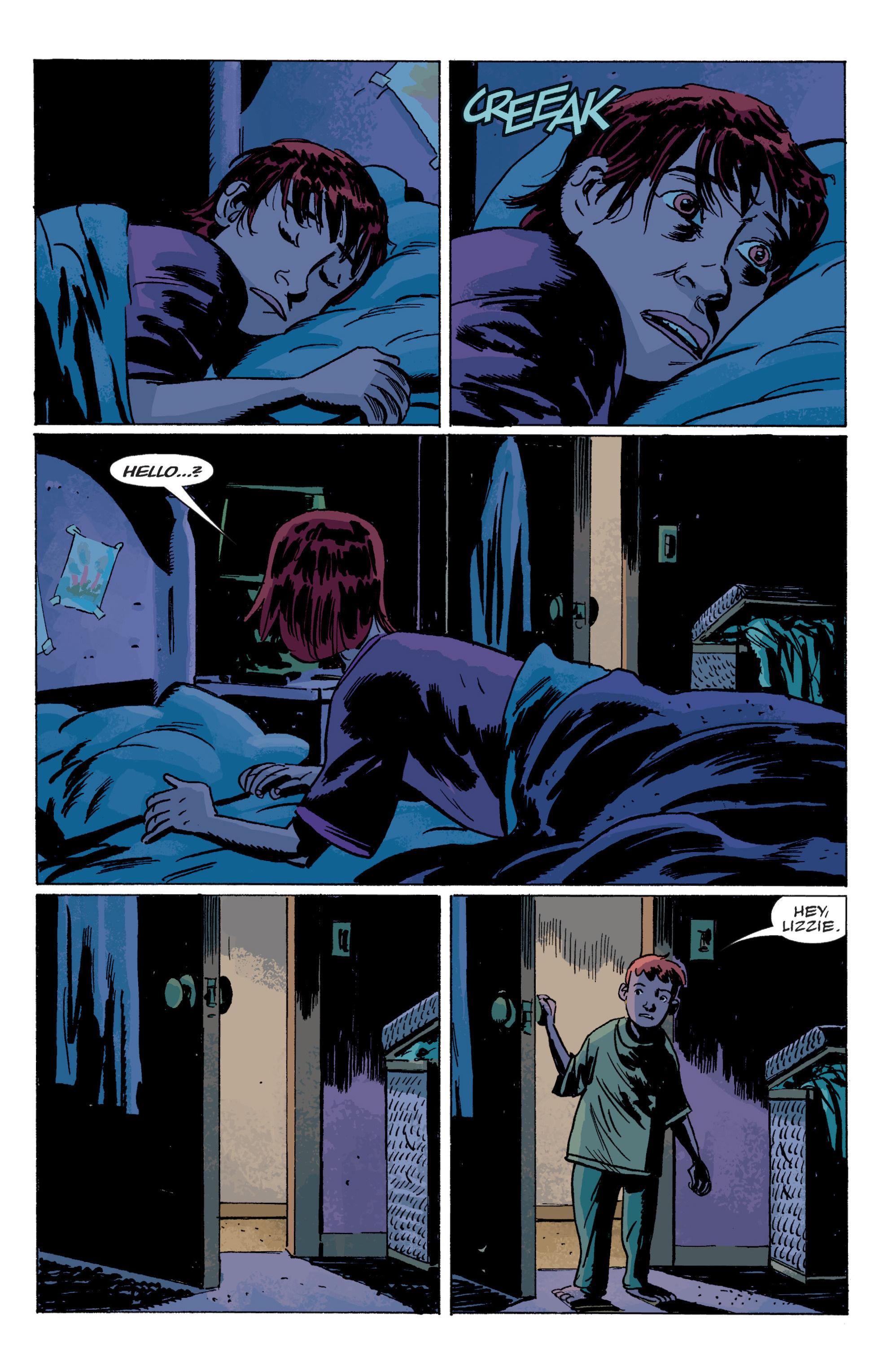 Read online B.P.R.D. (2003) comic -  Issue # TPB 6 - 92