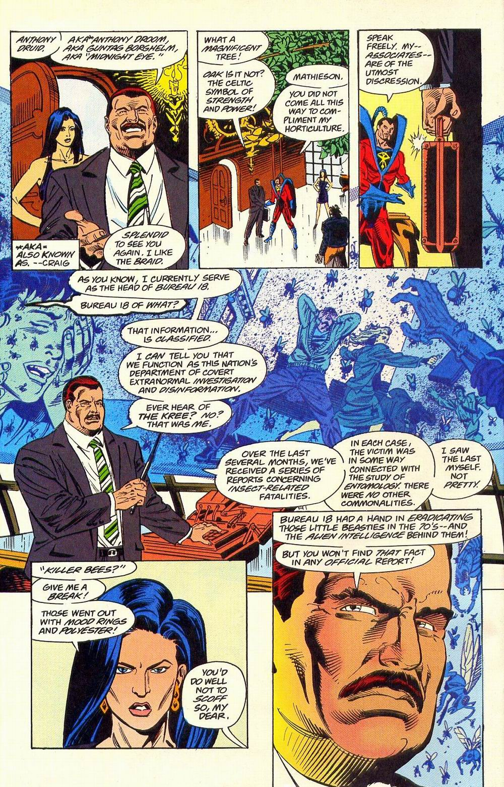 Read online Secret Defenders comic -  Issue #18 - 15