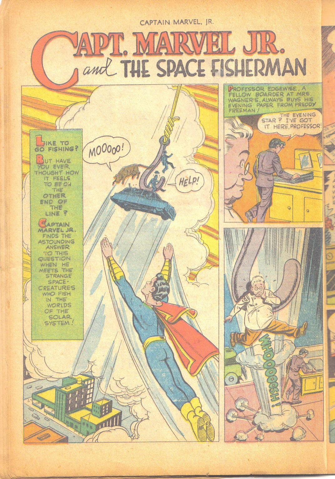 Captain Marvel, Jr. issue 95 - Page 15
