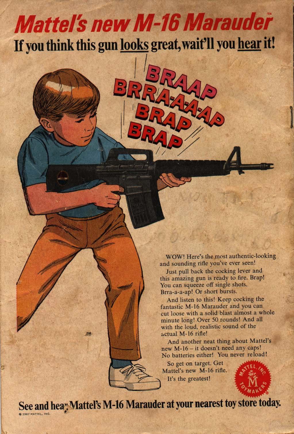 Read online Adventure Comics (1938) comic -  Issue #359 - 36