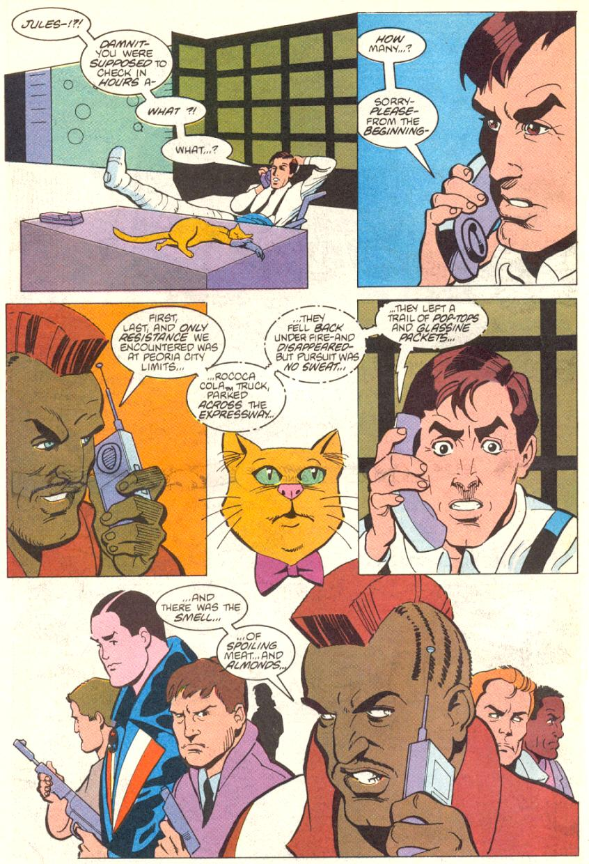Read online American Flagg! comic -  Issue #13 - 17