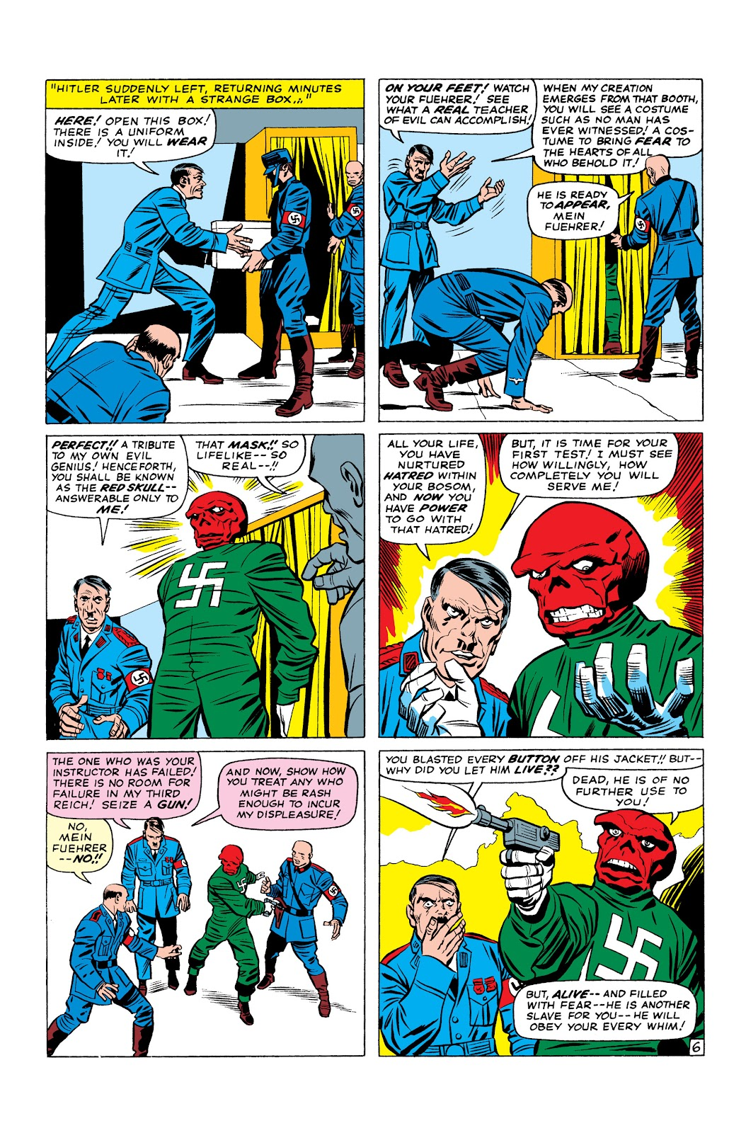 Tales of Suspense (1959) issue 66 - Page 19