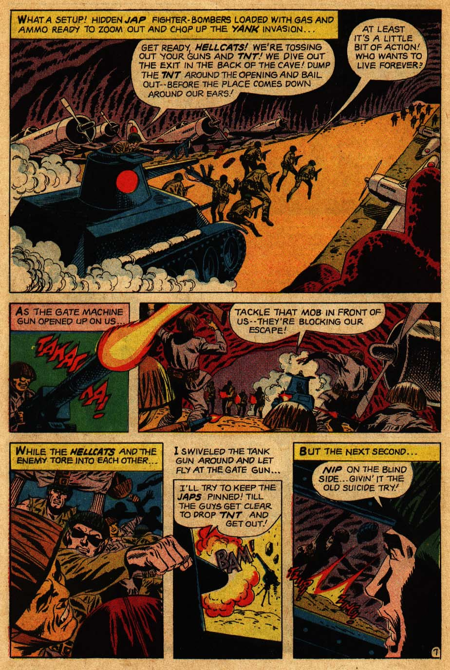 Our Fighting Forces (1954) issue 106 - Page 30