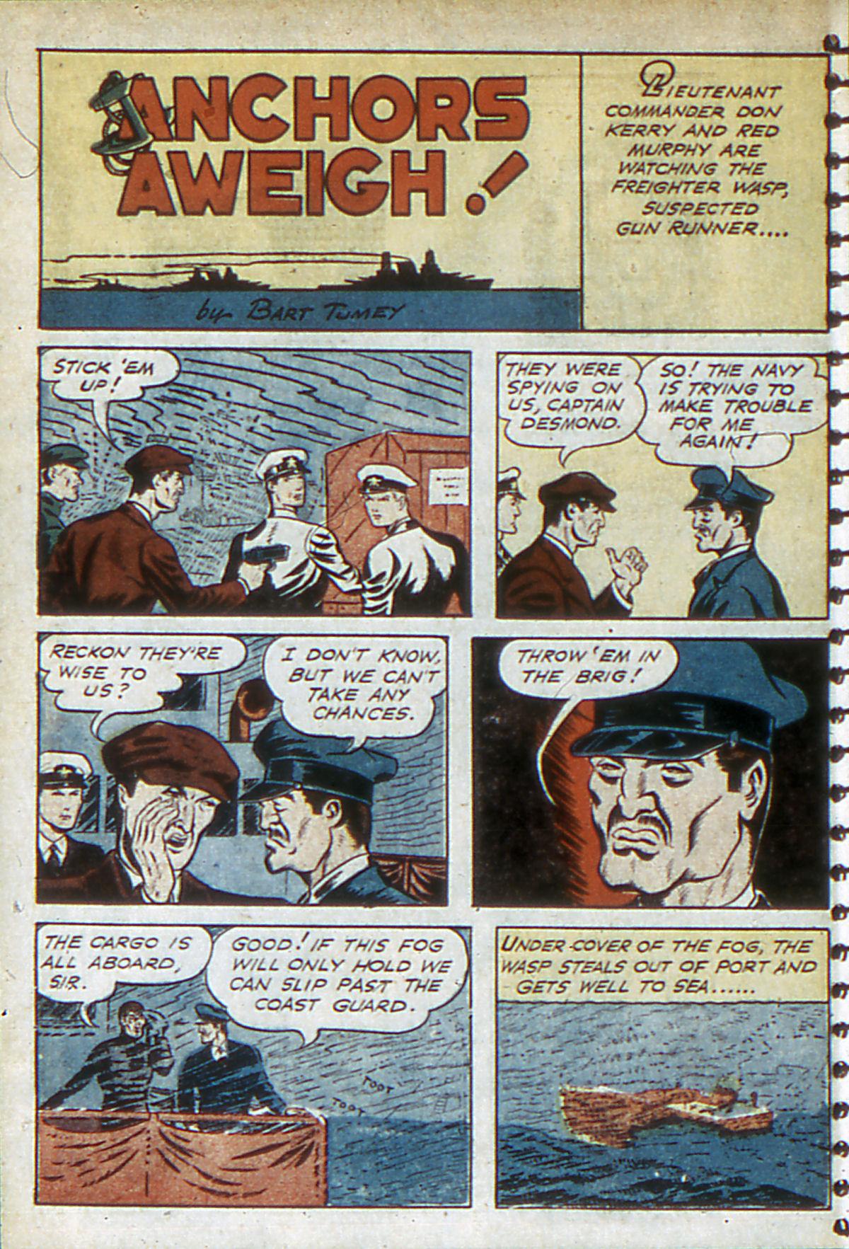 Read online Adventure Comics (1938) comic -  Issue #52 - 54