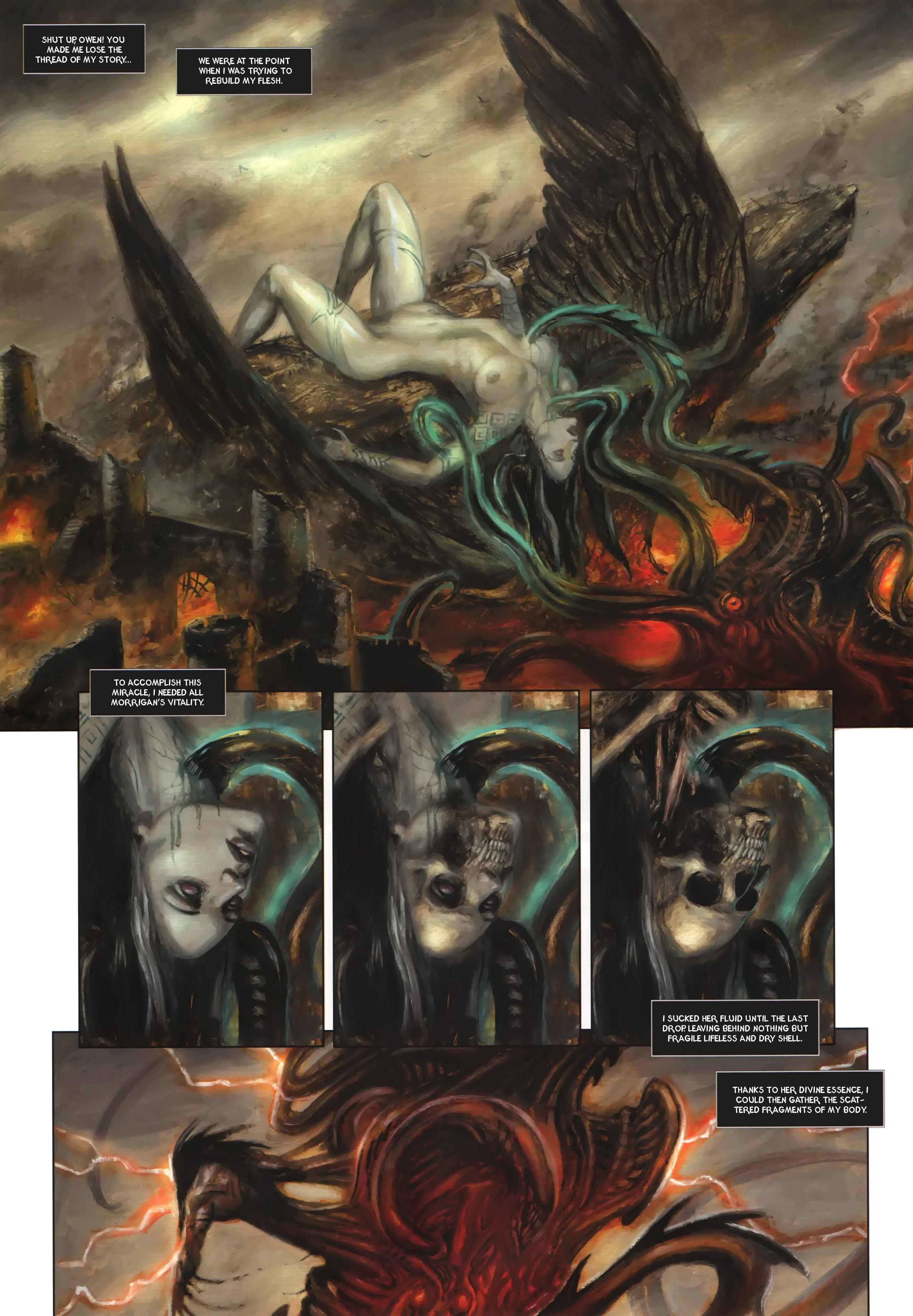 Read online Arawn comic -  Issue #6 - 5