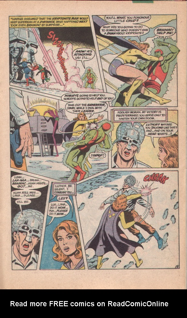 Action Comics (1938) 583 Page 9