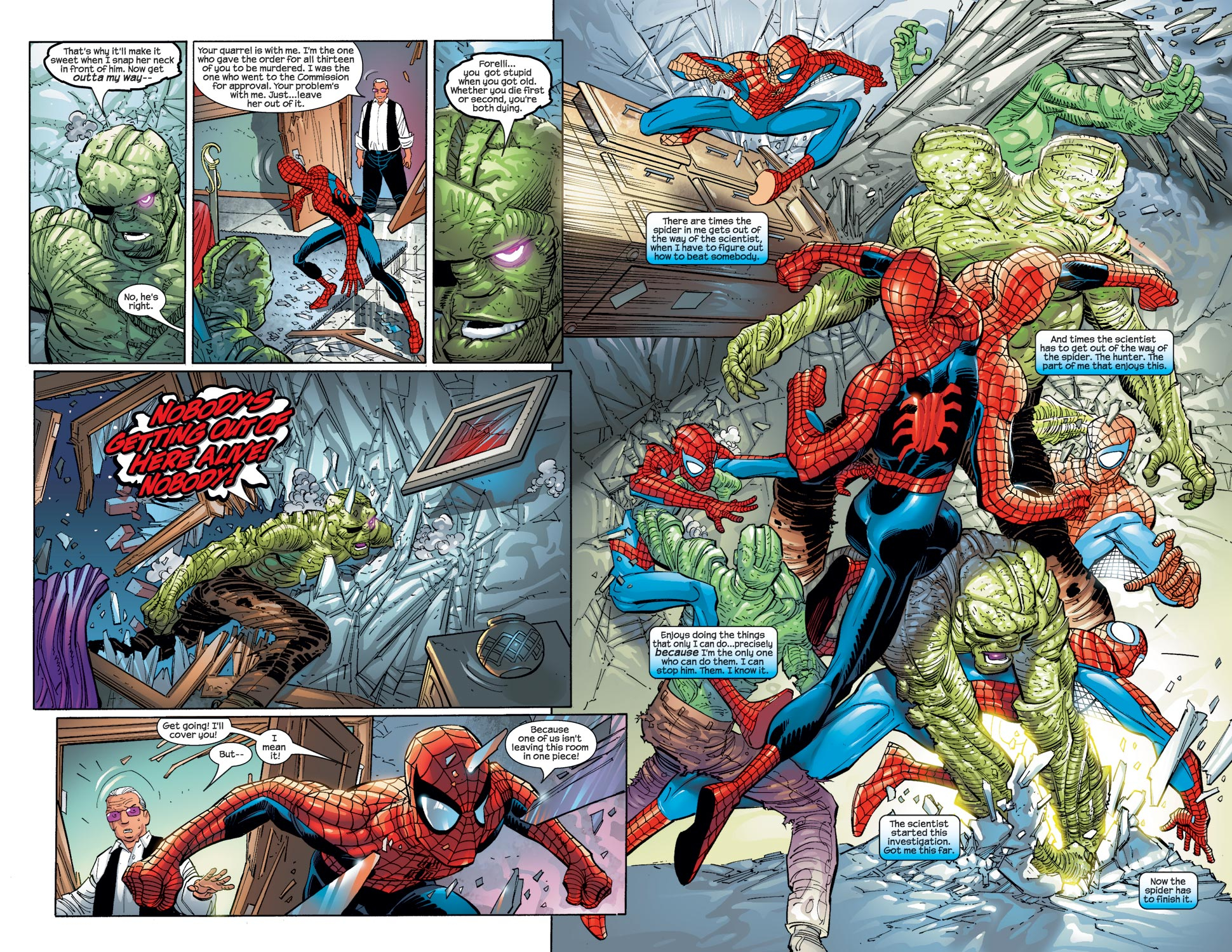 The Amazing Spider-Man (1999) 54 Page 12