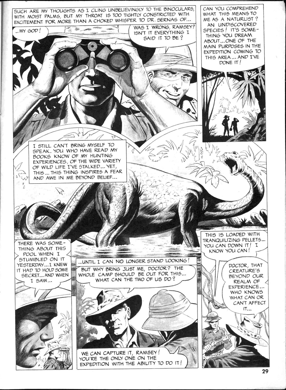 Creepy (1964) Issue #25 #25 - English 29